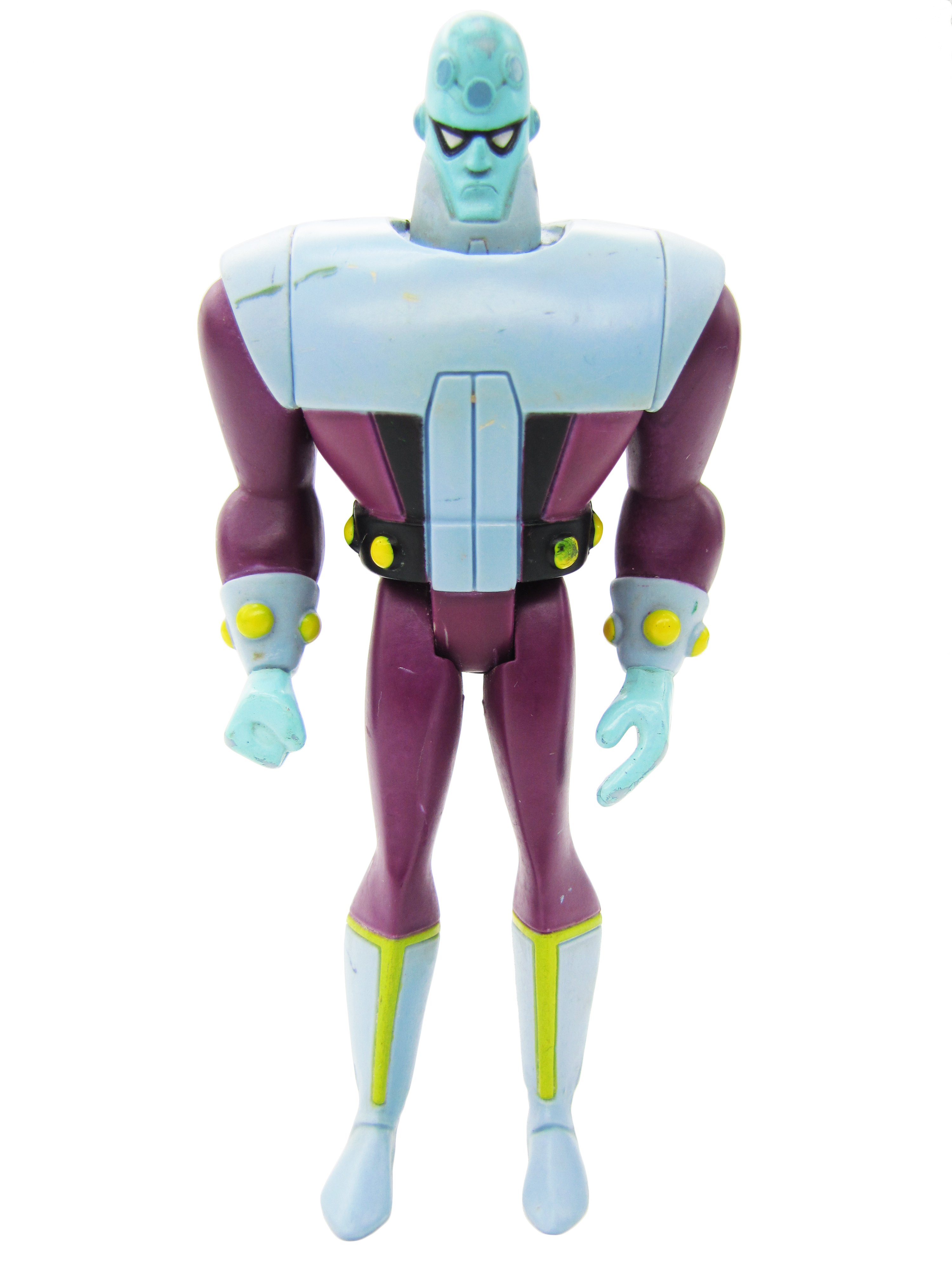 2005 Justice League Unlimited SINGLE PACK BRAINIAC Good Condition