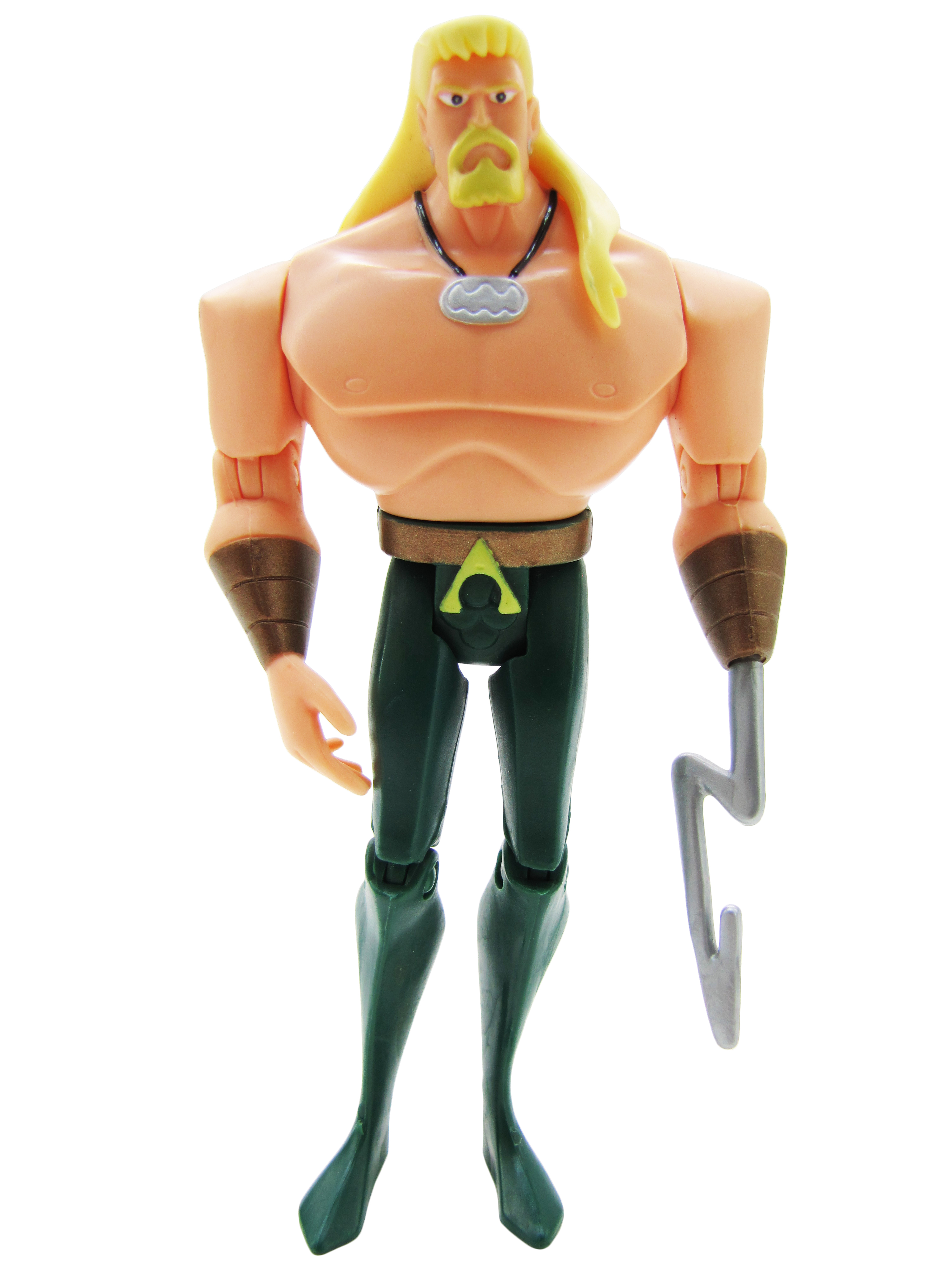 2005 Justice League Unlimited THE INITIATION 3 PACK AQUAMAN Mint