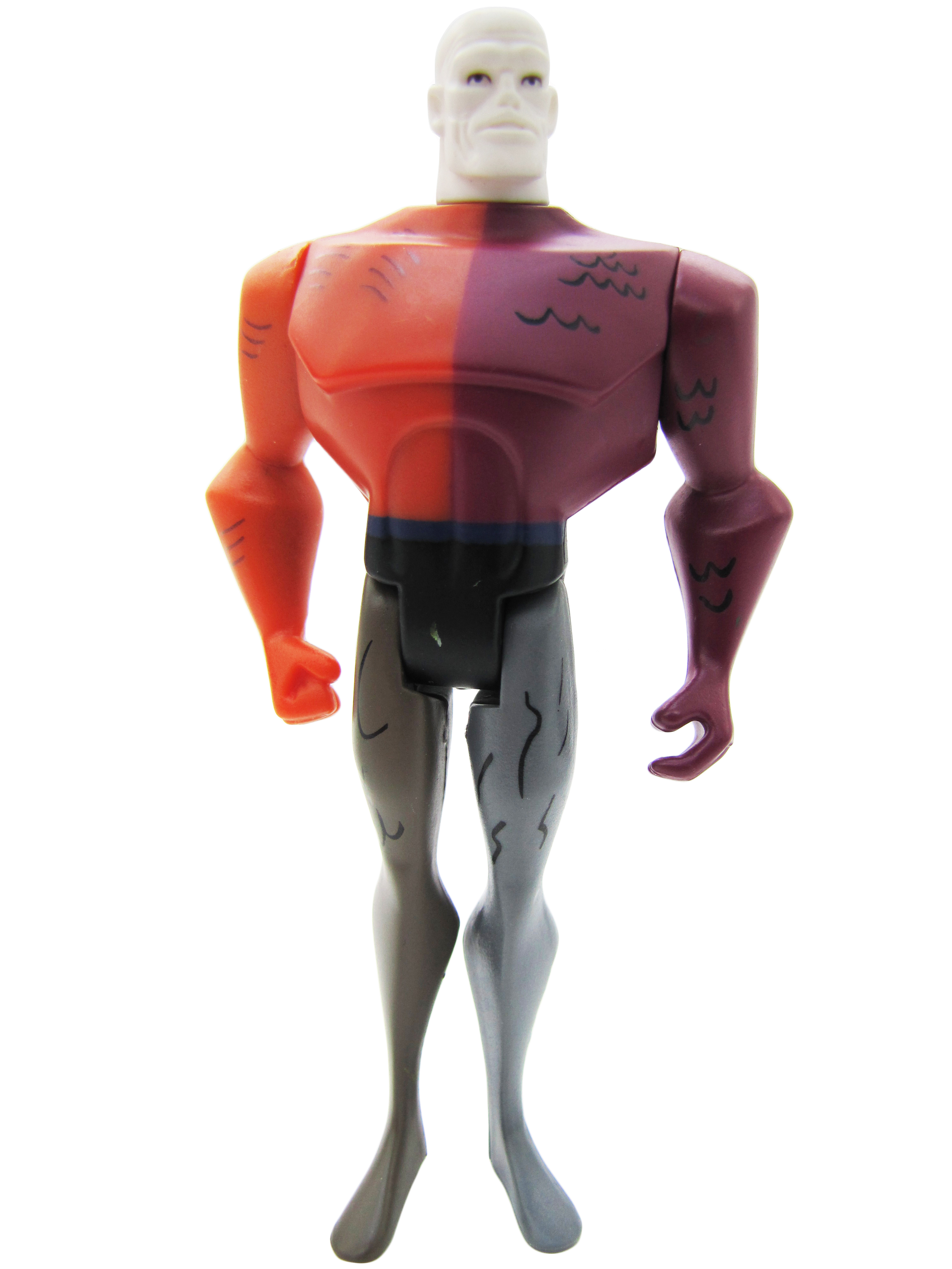 2005 Justice League Unlimited THE INITIATION 3 PACK METAMORPHO Mint