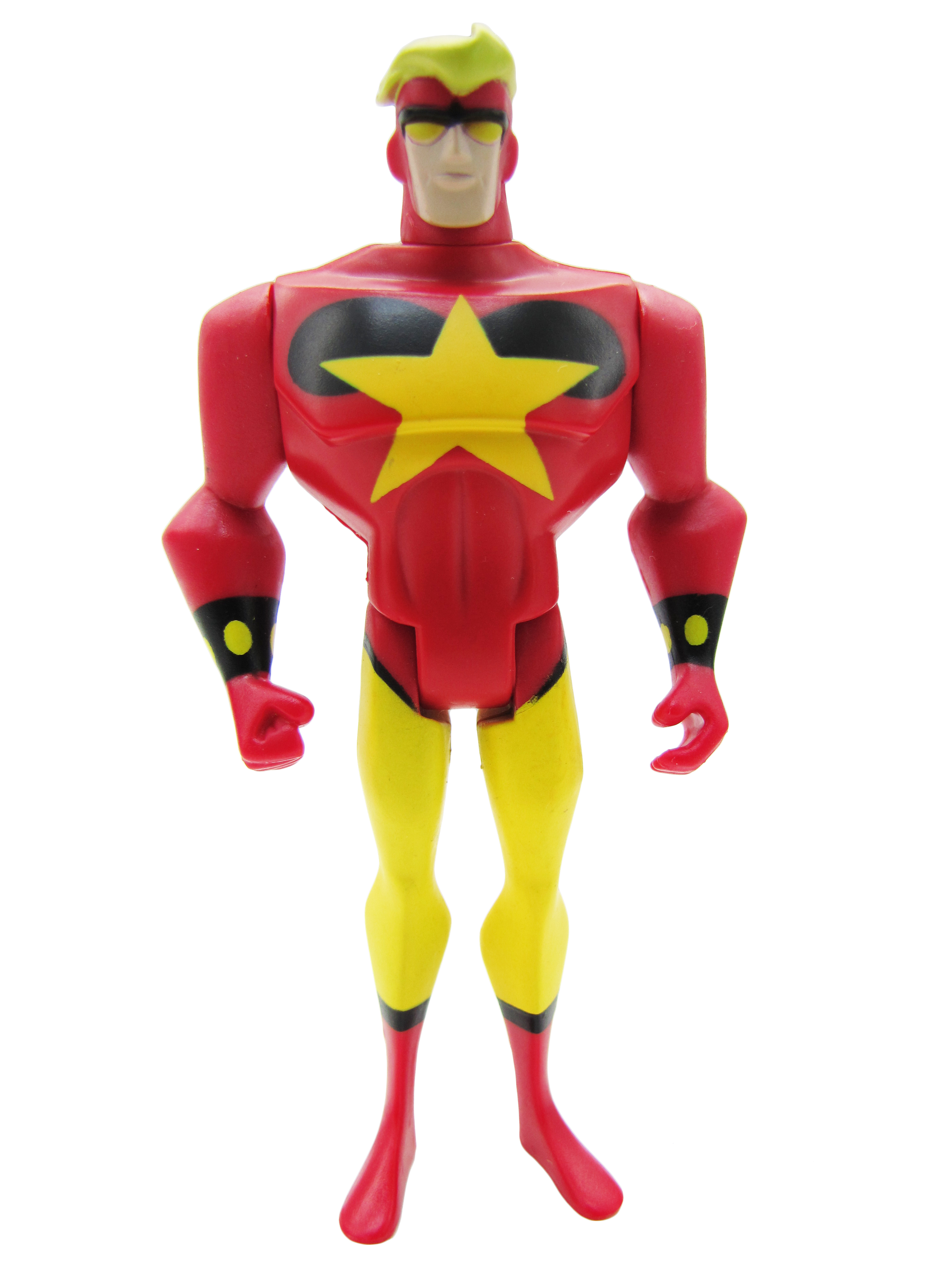 2005 Justice League Unlimited THE RETURN 3 PACK STARMAN Mint