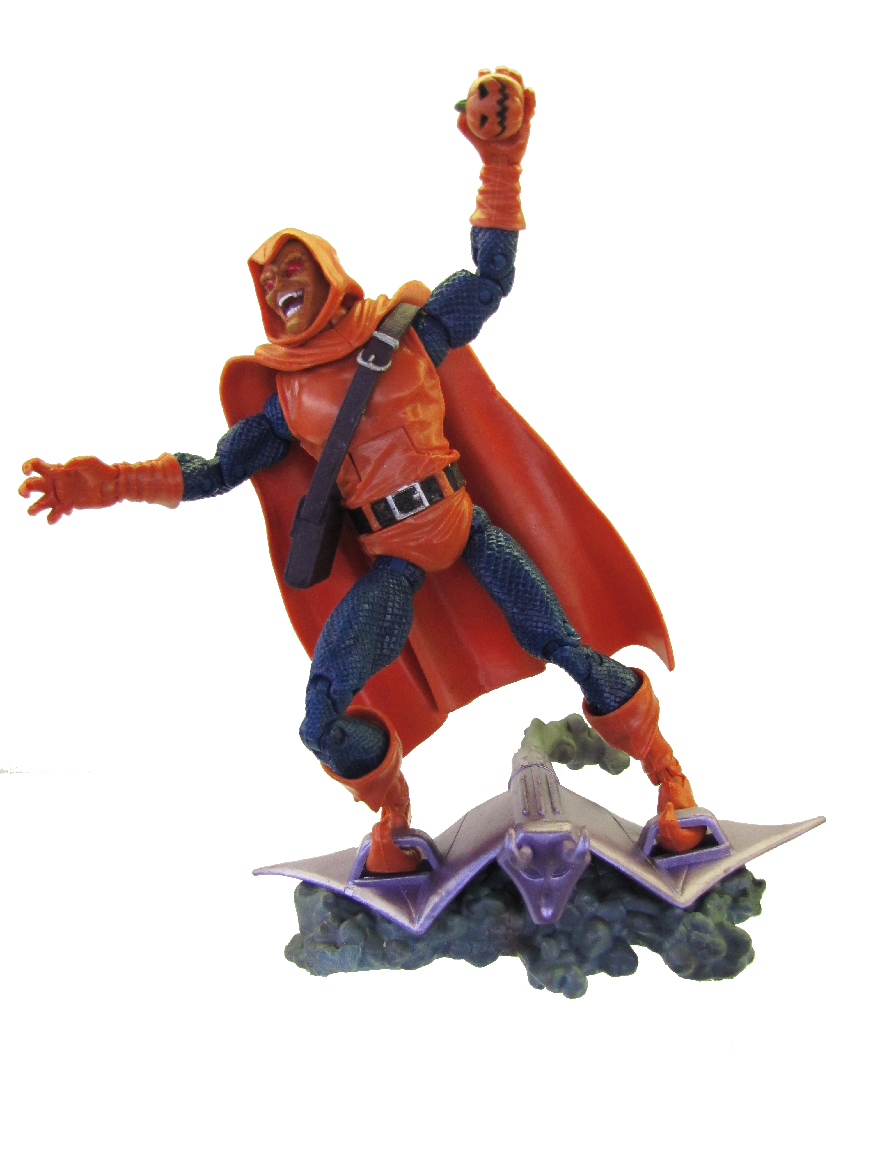 2006 Toy Biz Marvel Legends Amazing Spider-Man HOBGOBLIN Complete Near Mint