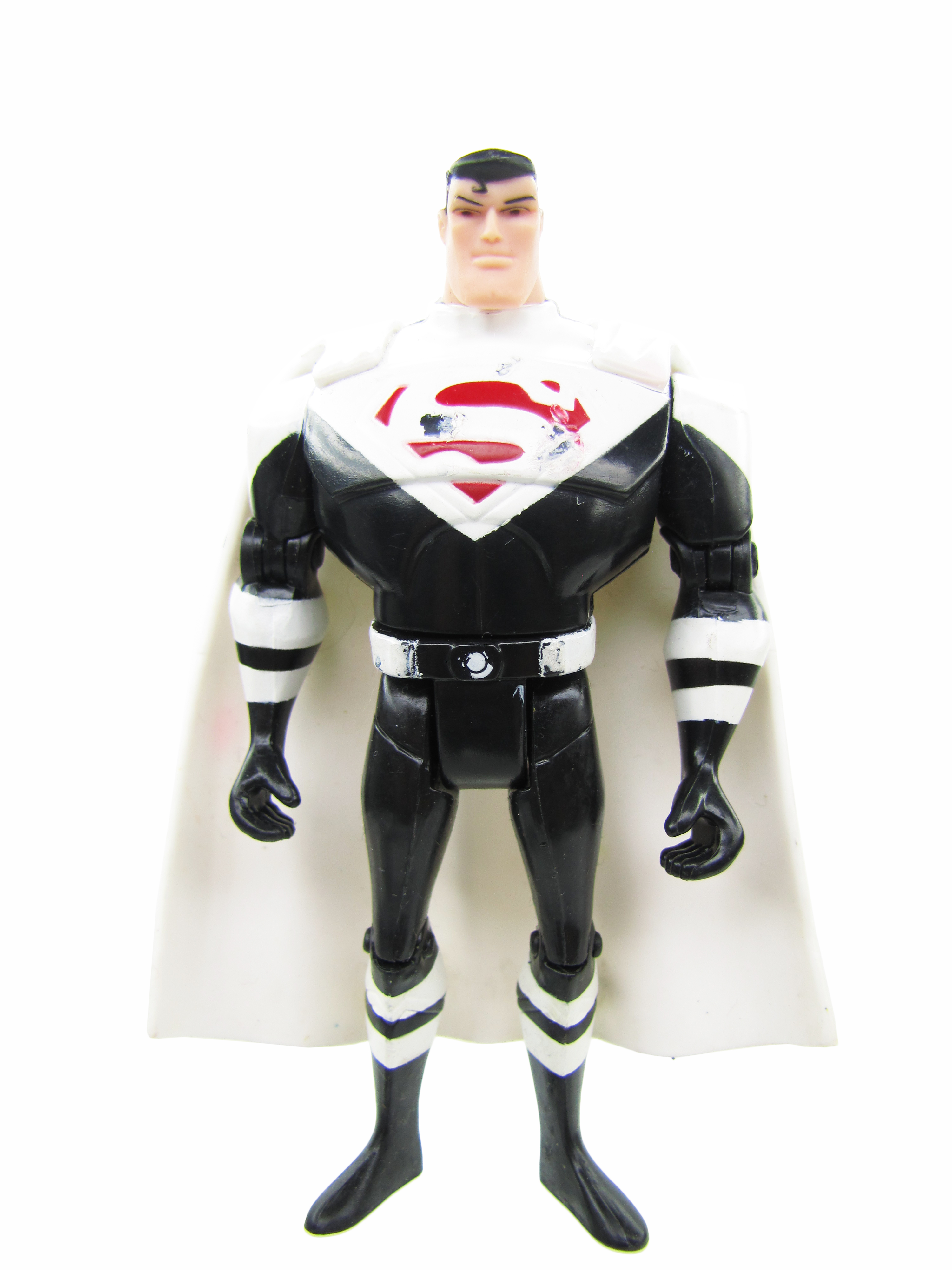 2006 Justice League Unlimited JUSTICE LORDS SUPERMAN Good Condition