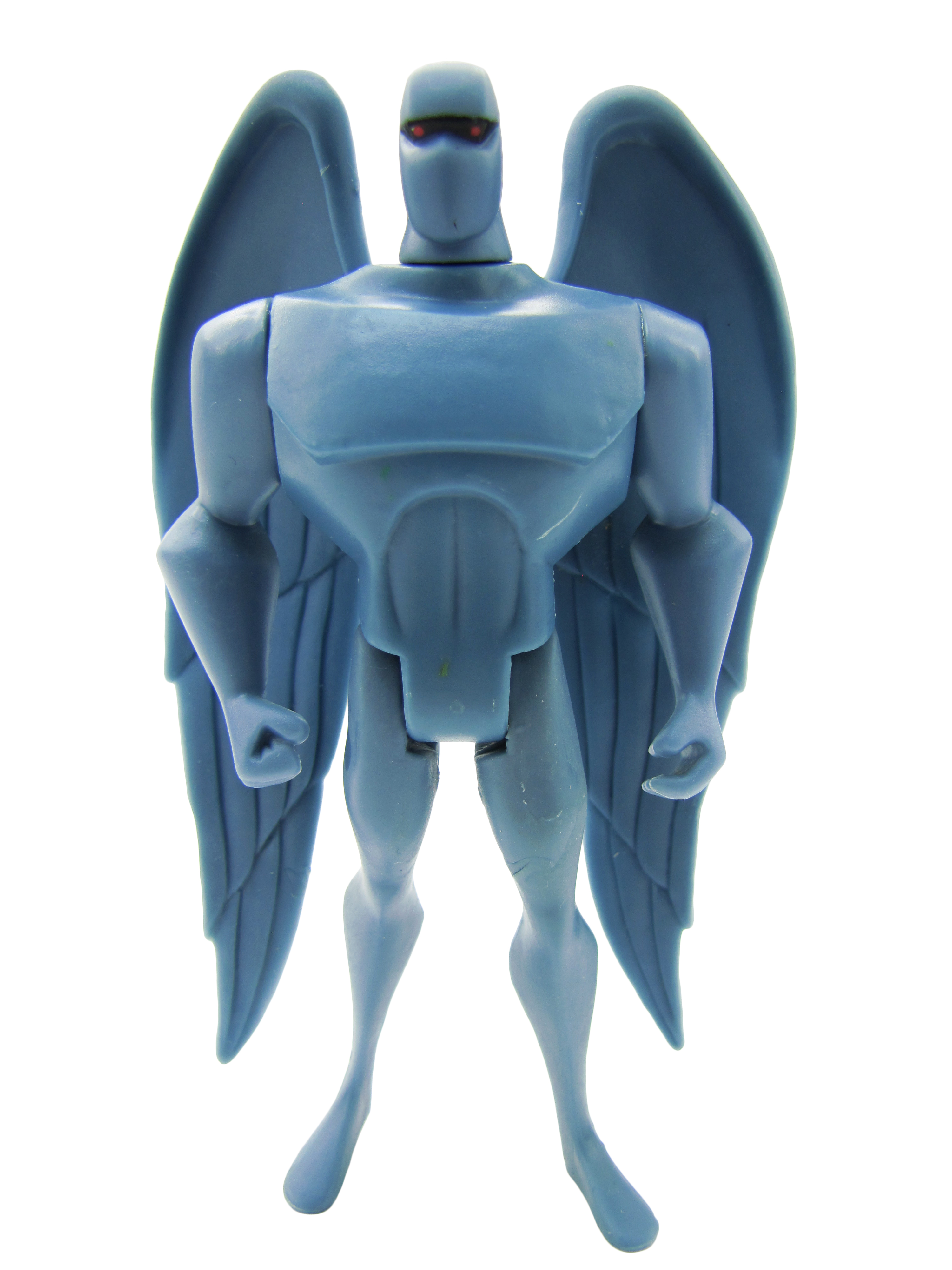 2007 Justice League Unlimited NEMESIS LIGHTRAY 3 PACK AMAZO WITH WINGS Mint