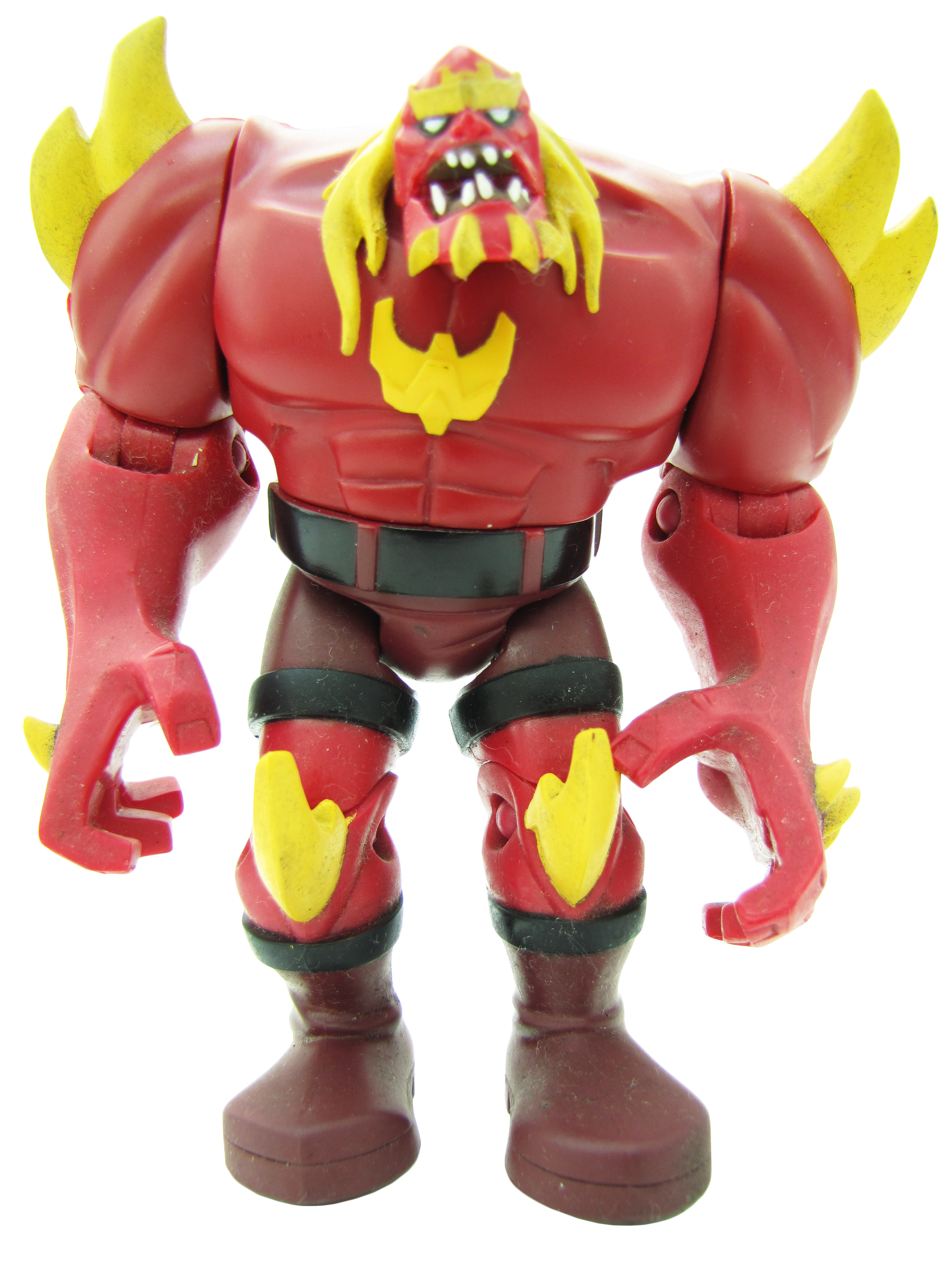 2007 Justice League Unlimited LAVA DOOMSDAY 6 PACK DOOMSDAY Mint