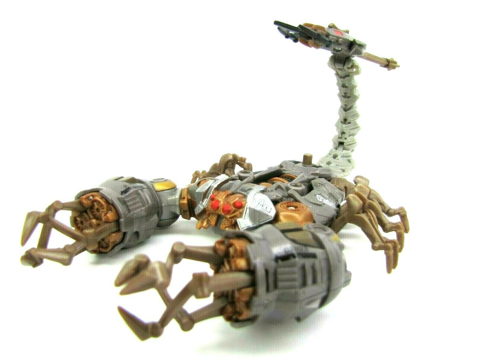 2007 Transformers Movie Decepticon Scorponok