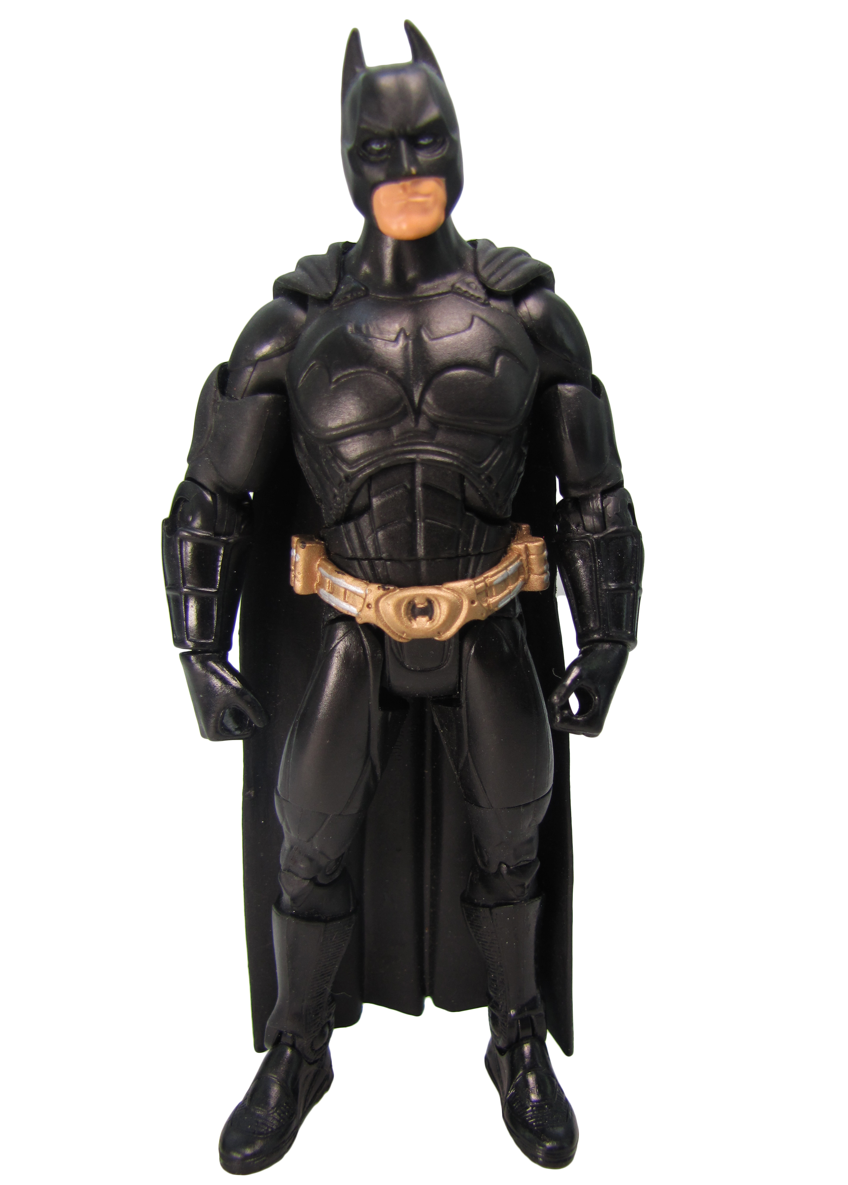 2008 Batman Movie Masters The Dark Knight Batman Begins BATMAN Mint