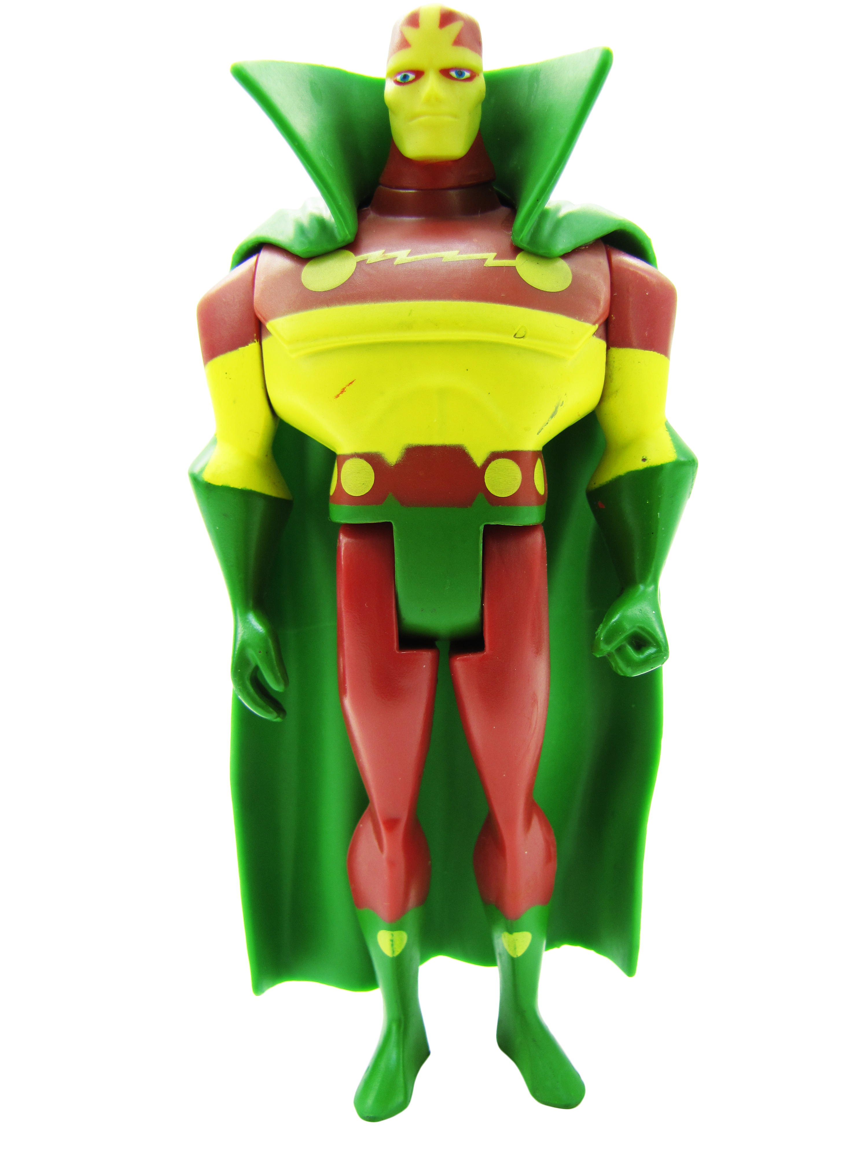 2008 Justice League Unlimited ATTACK FROM APOKOLIPS PACK MR. MIRACLE Mint