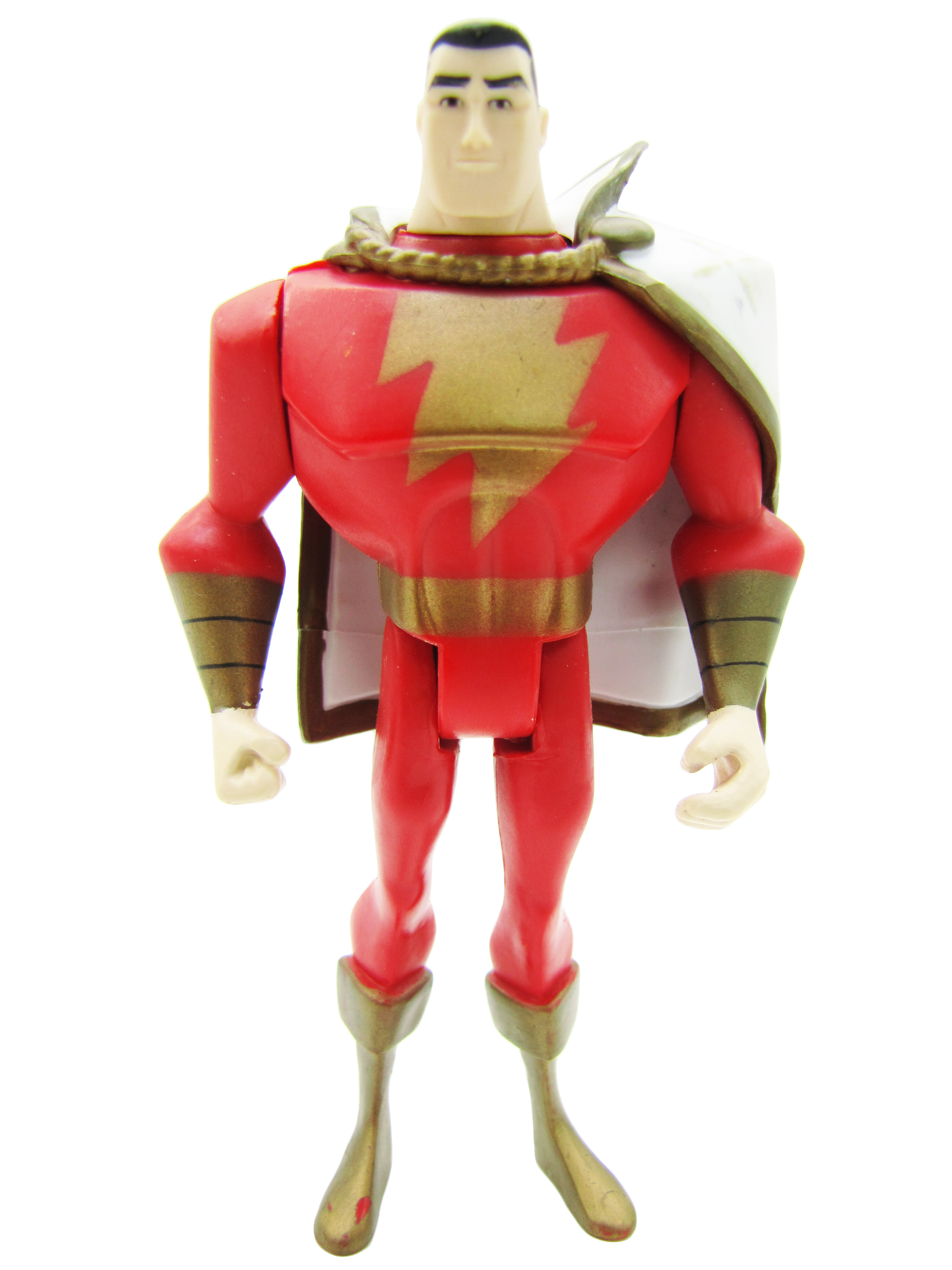 2008 Justice League Unlimited MATTY COLLECTOR SHAZAM FAMILY SHAZAM Mint