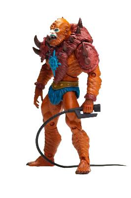 2008 Masters of the Universe Classics Beast Man Complete