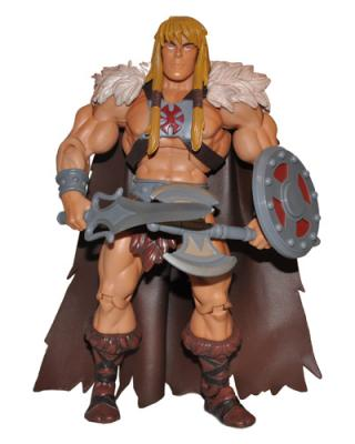 2008 Masters of the Universe Classics King Grayskull Complete