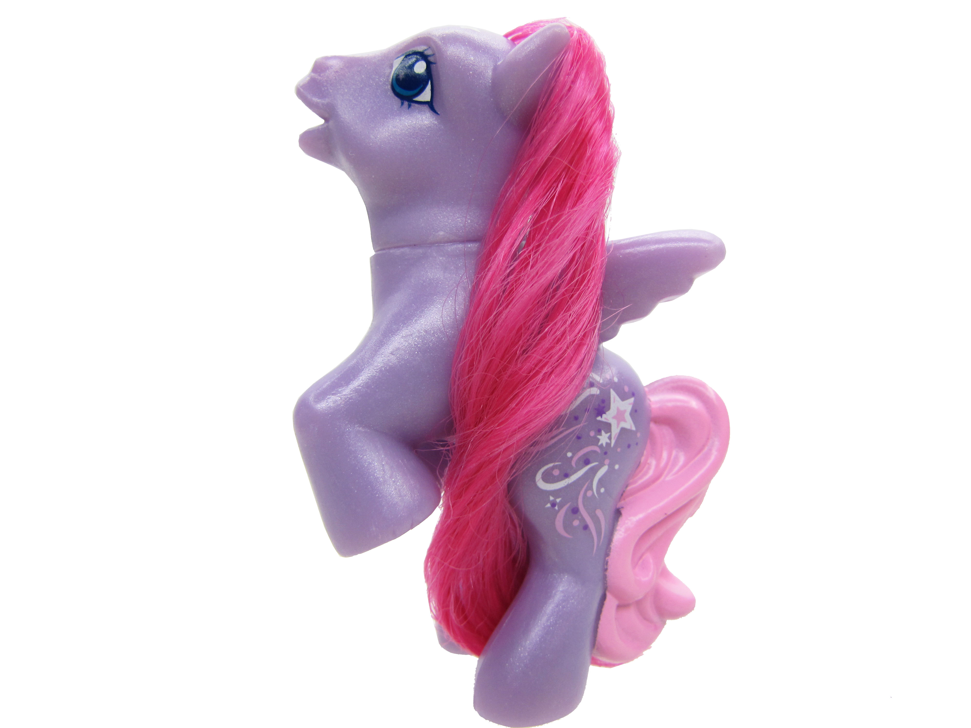 2008 My Little Pony McDonalds Starsong Complete