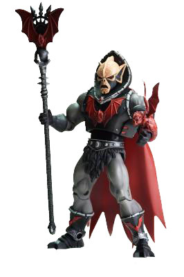 2009 Masters of the Universe Classics Hordak Complete
