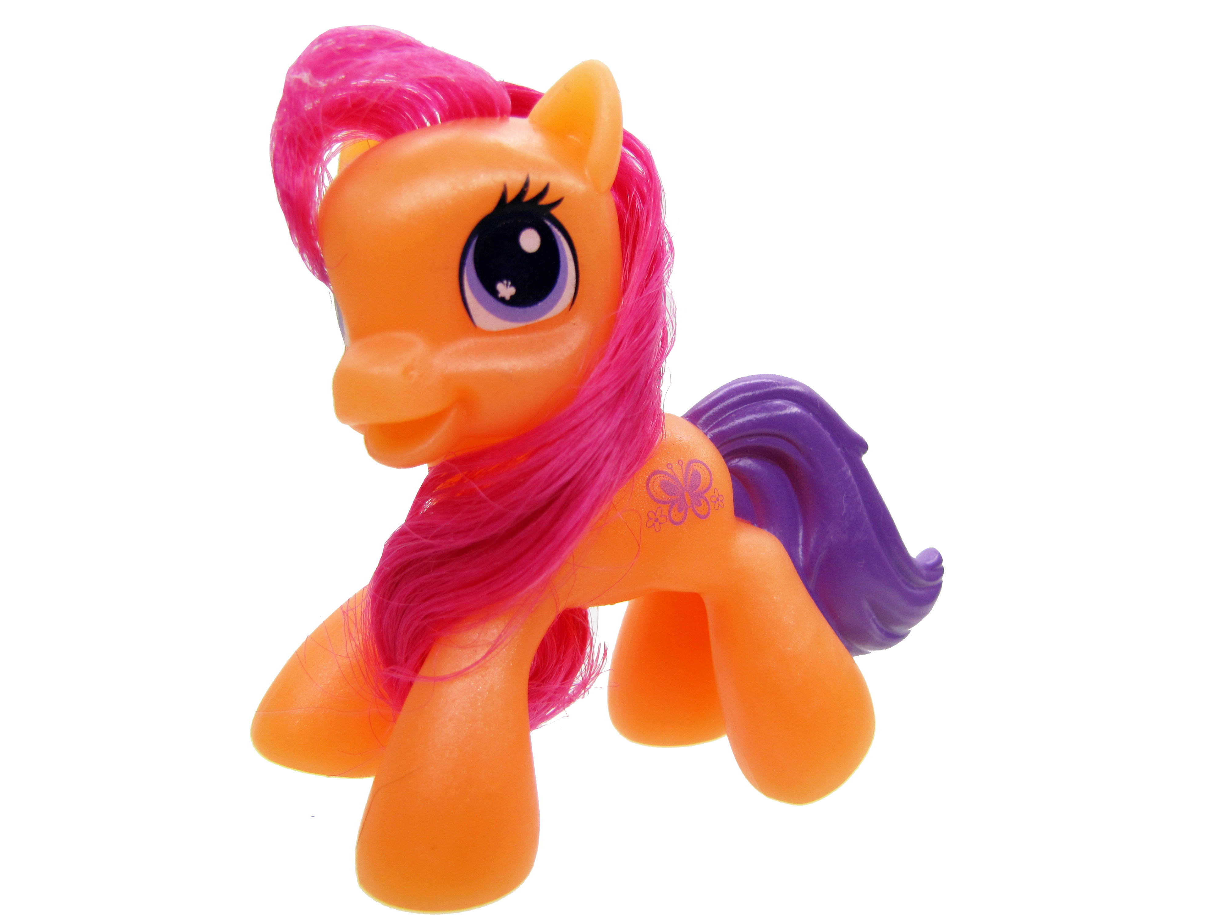 2009 My Little Pony McDonalds Scootaloo Complete