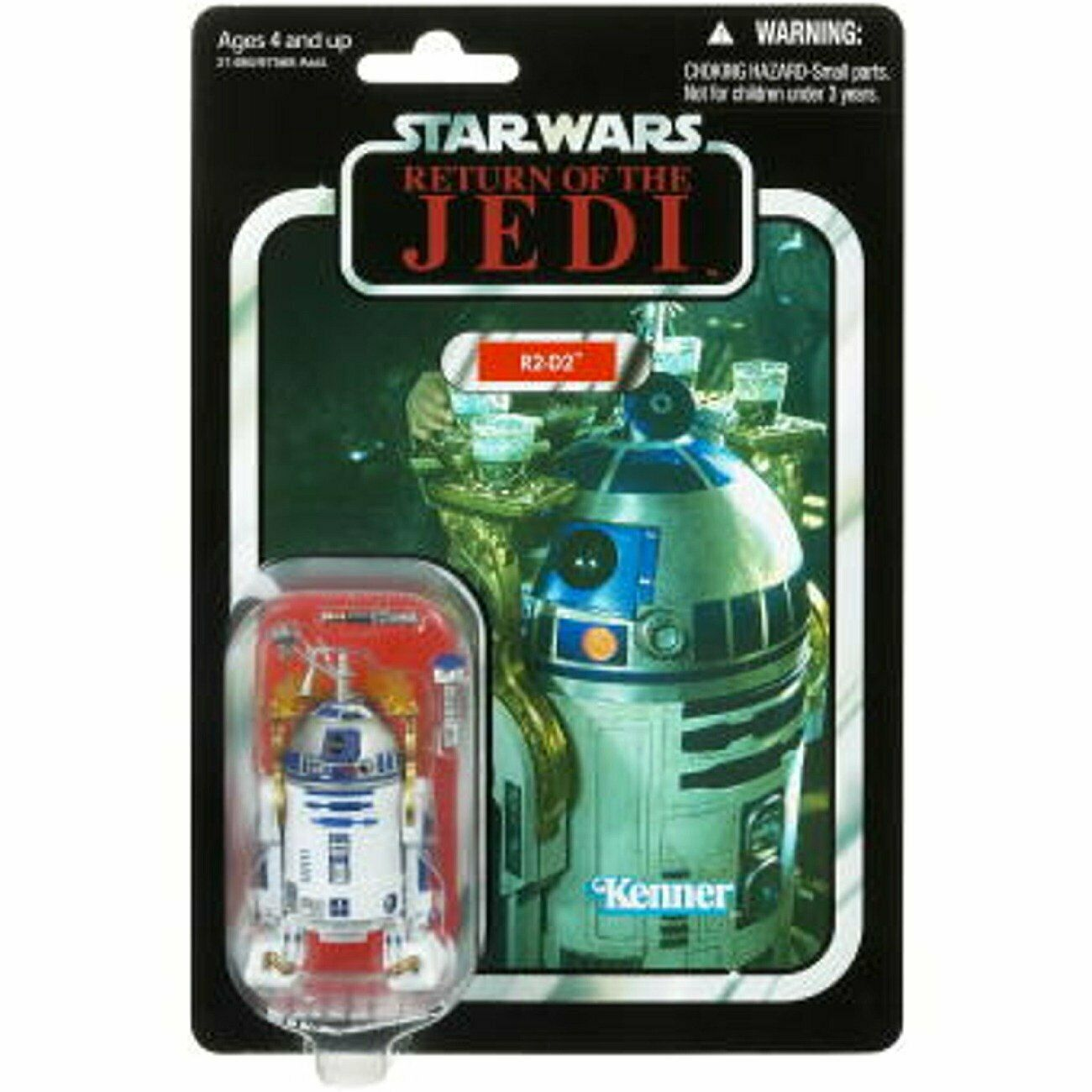 2010 Star Wars Vintage Collection Return of the Jedi R2-D2 MOC