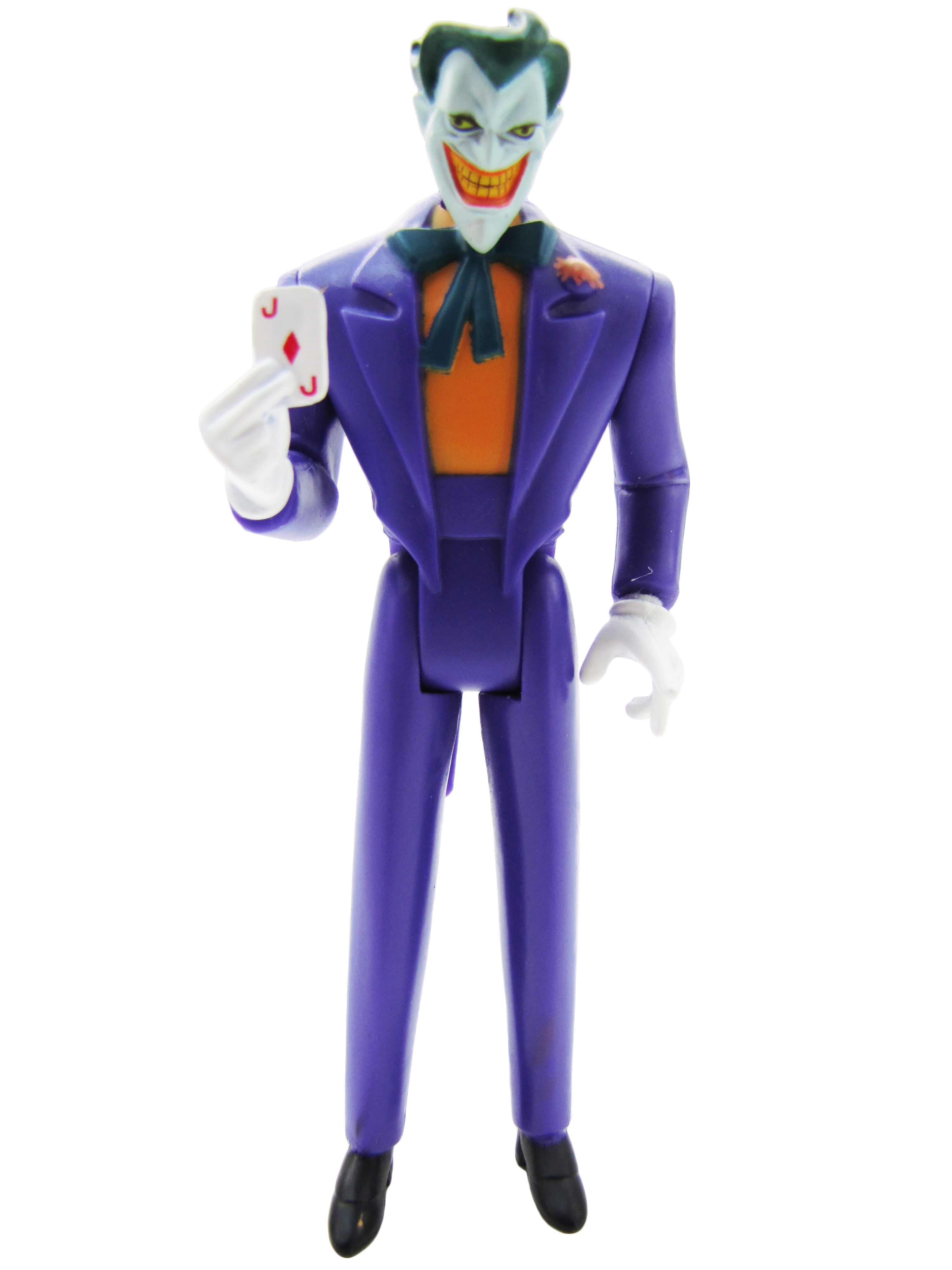 2011 Justice League Unlimited ANIMATED SERIES GRAY GHOST 3 PACK THE JOKER Mint