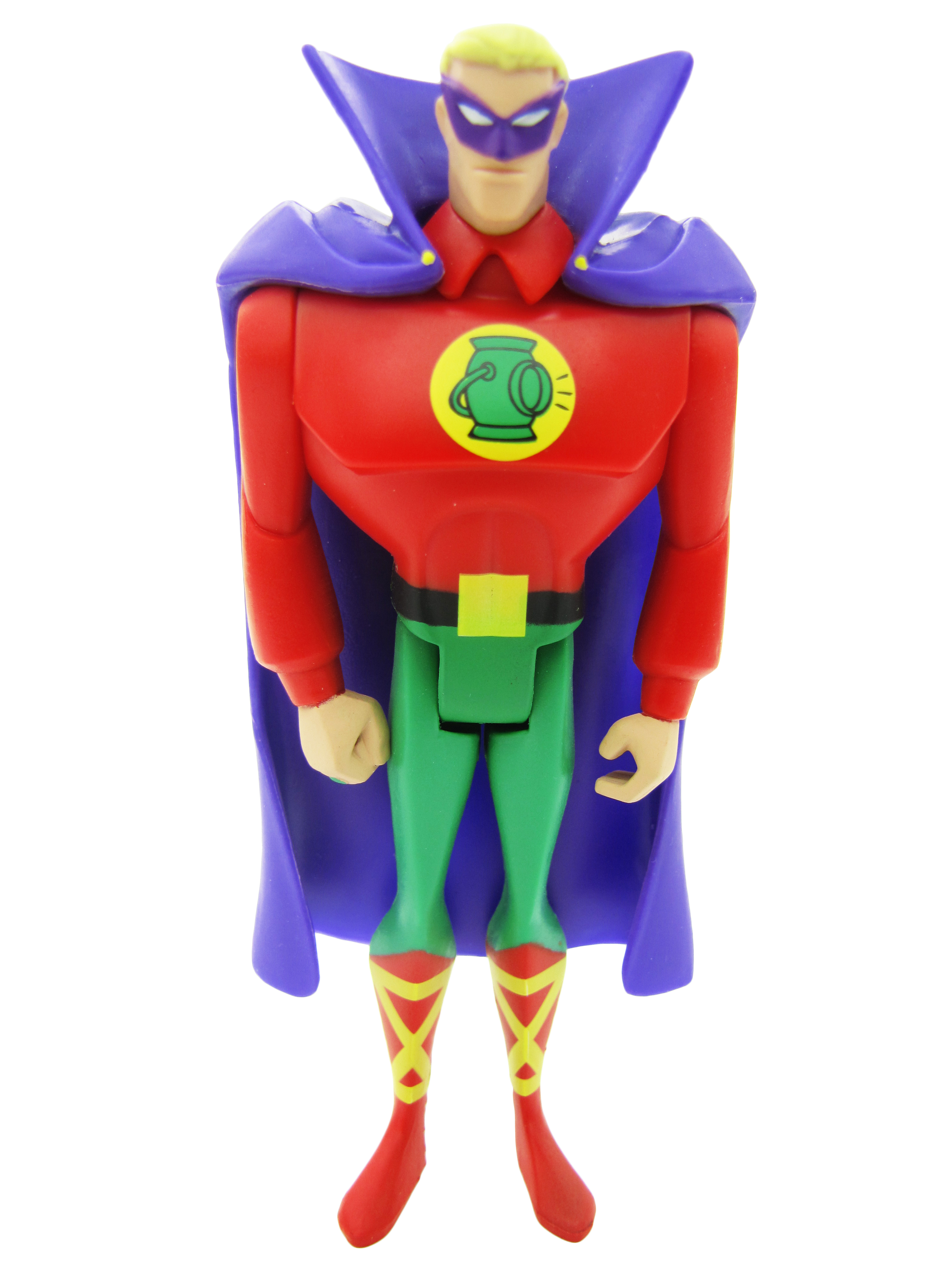 2011 Justice League Unlimited MATTY COLLECTOR GOLDEN AGE PACK GREEN LANTERN Mint