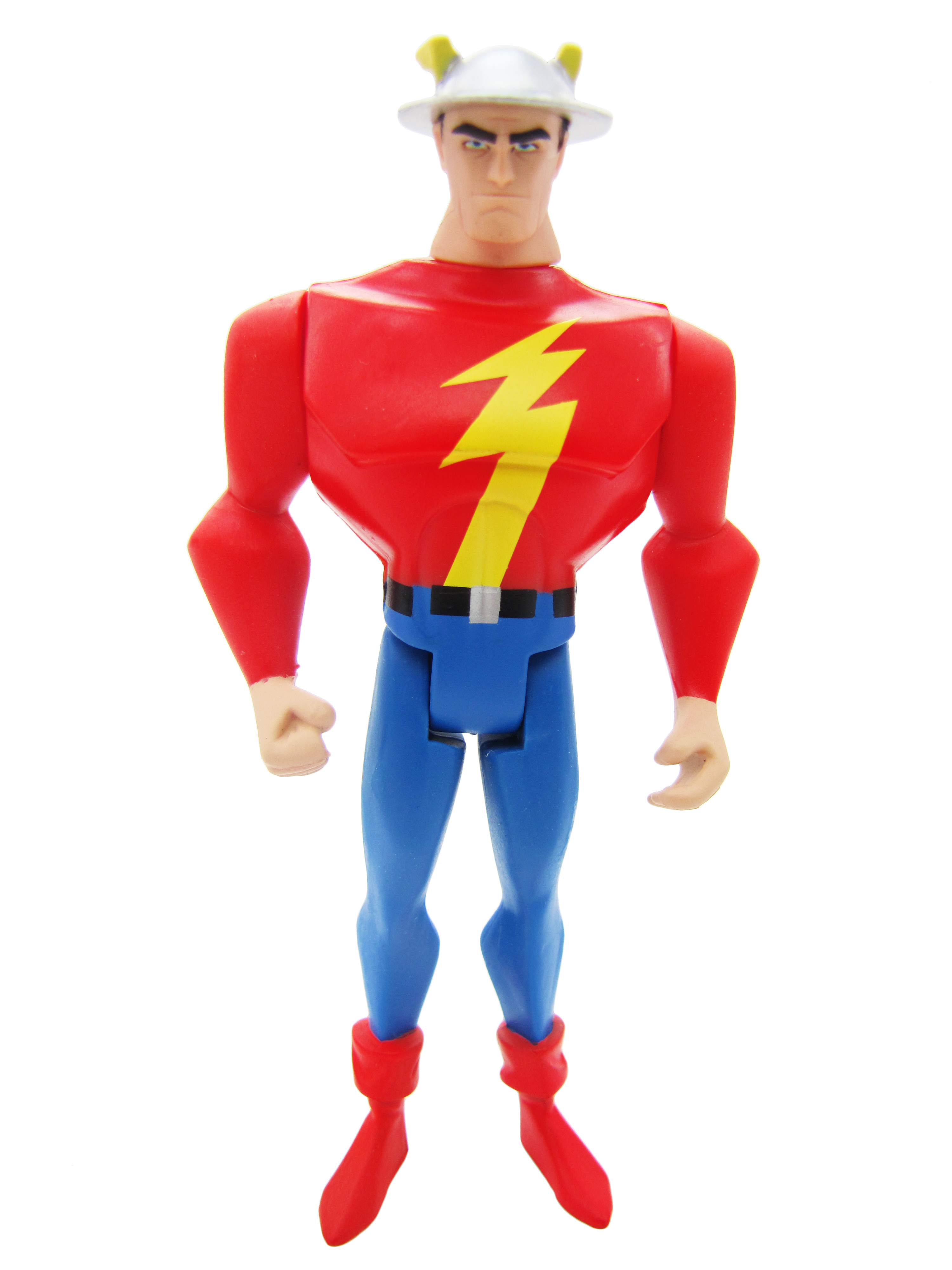 2011 Justice League Unlimited MATTY COLLECTOR GOLDEN AGE 3 PACK THE FLASH Mint