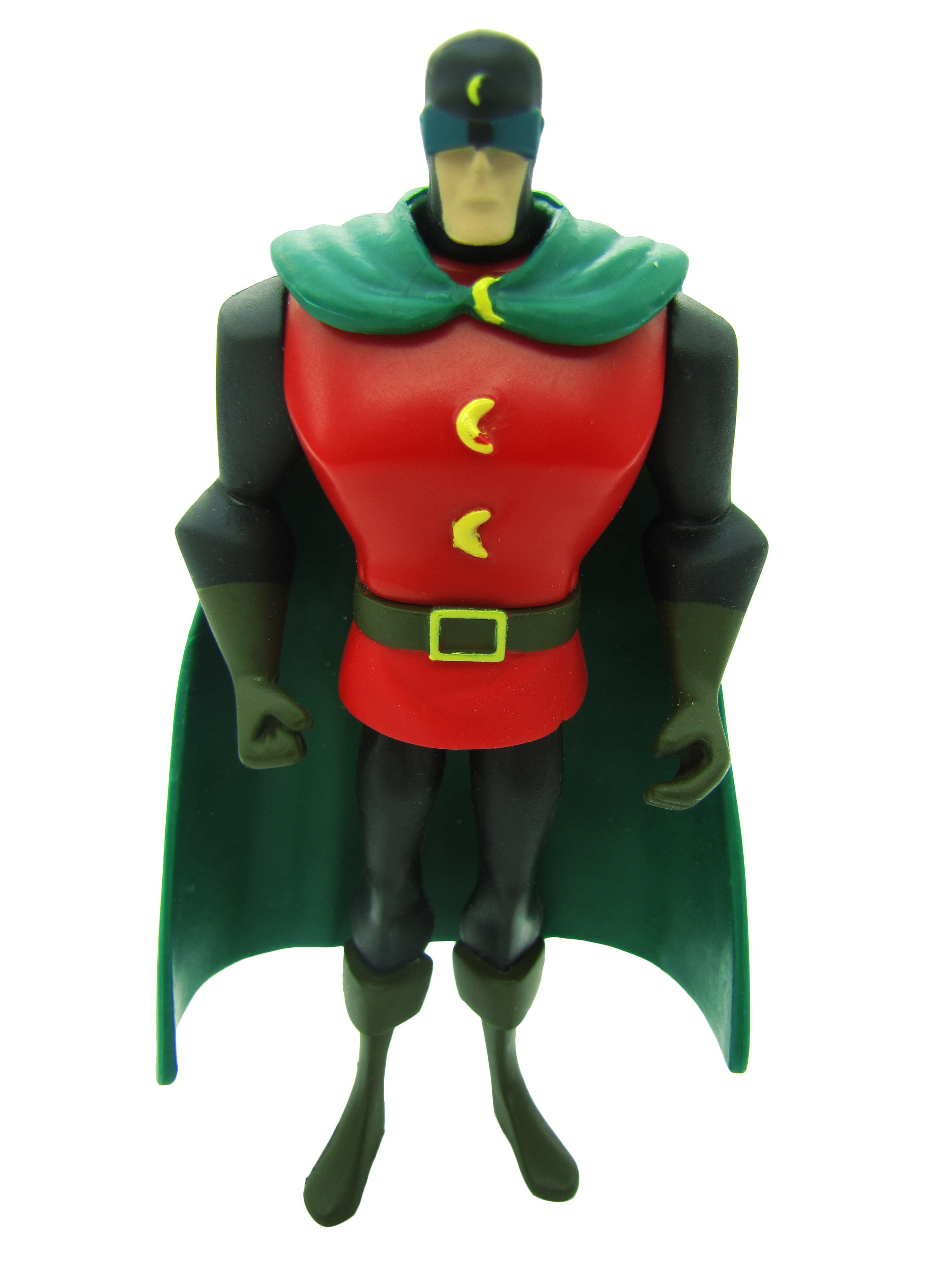 2011 Justice League Unlimited MATTY COLLECTOR FAN DEMANDED PACK DR MID-NITE Mint