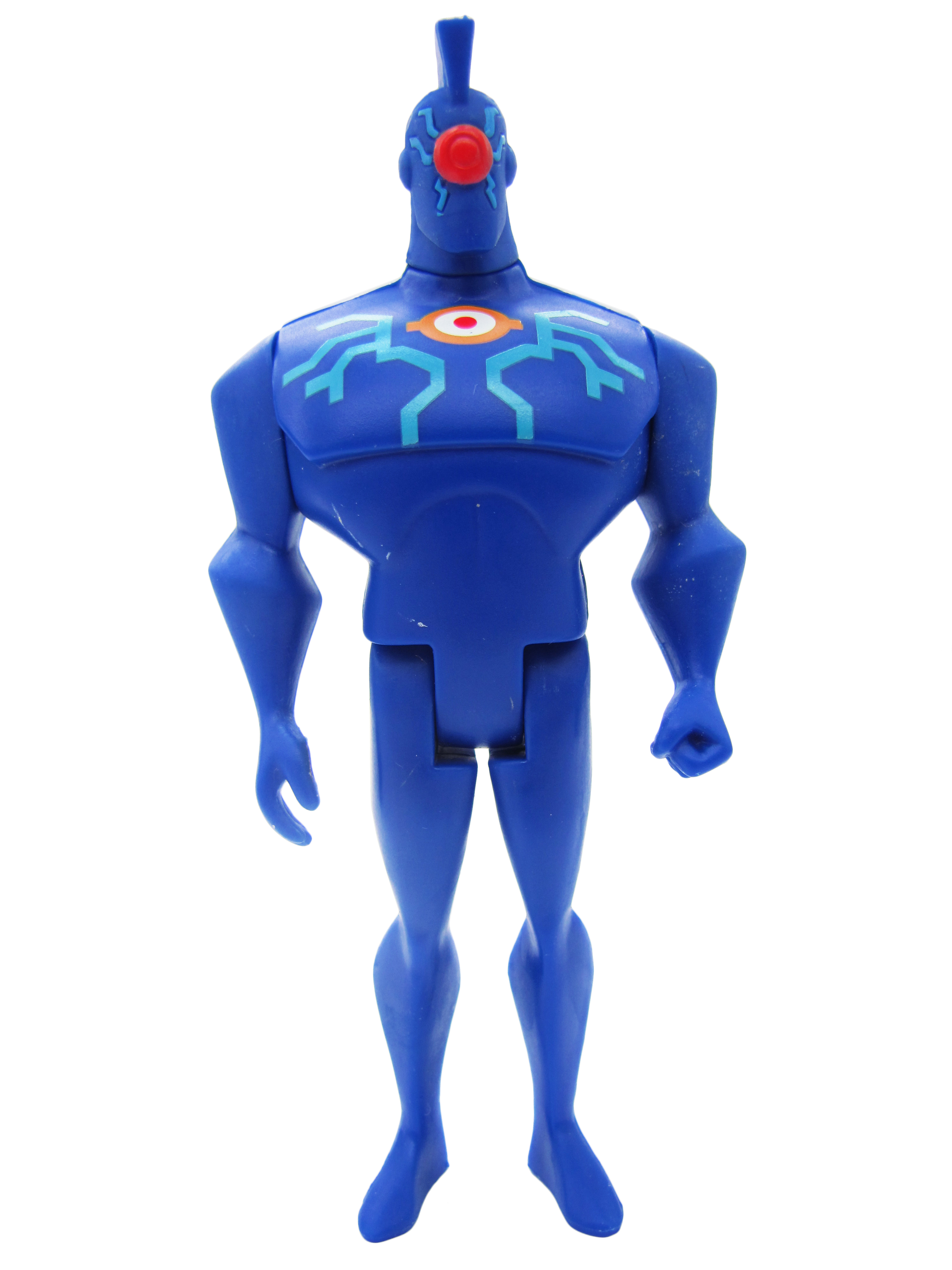 2011 Justice League Unlimited SINGLE PACK OMAC Mint
