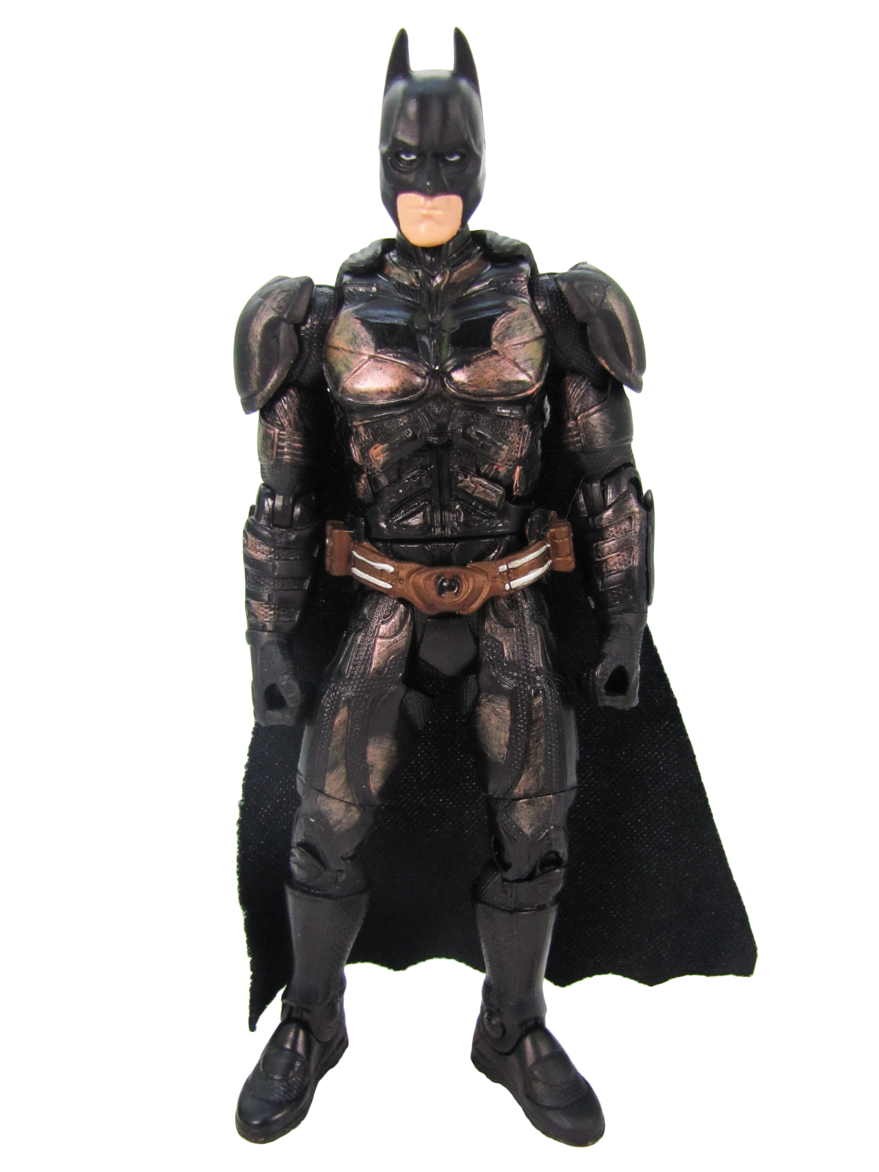 2012 Batman Movie Masters The Dark Knight Rises BATMAN K-MART Exclusive Mint