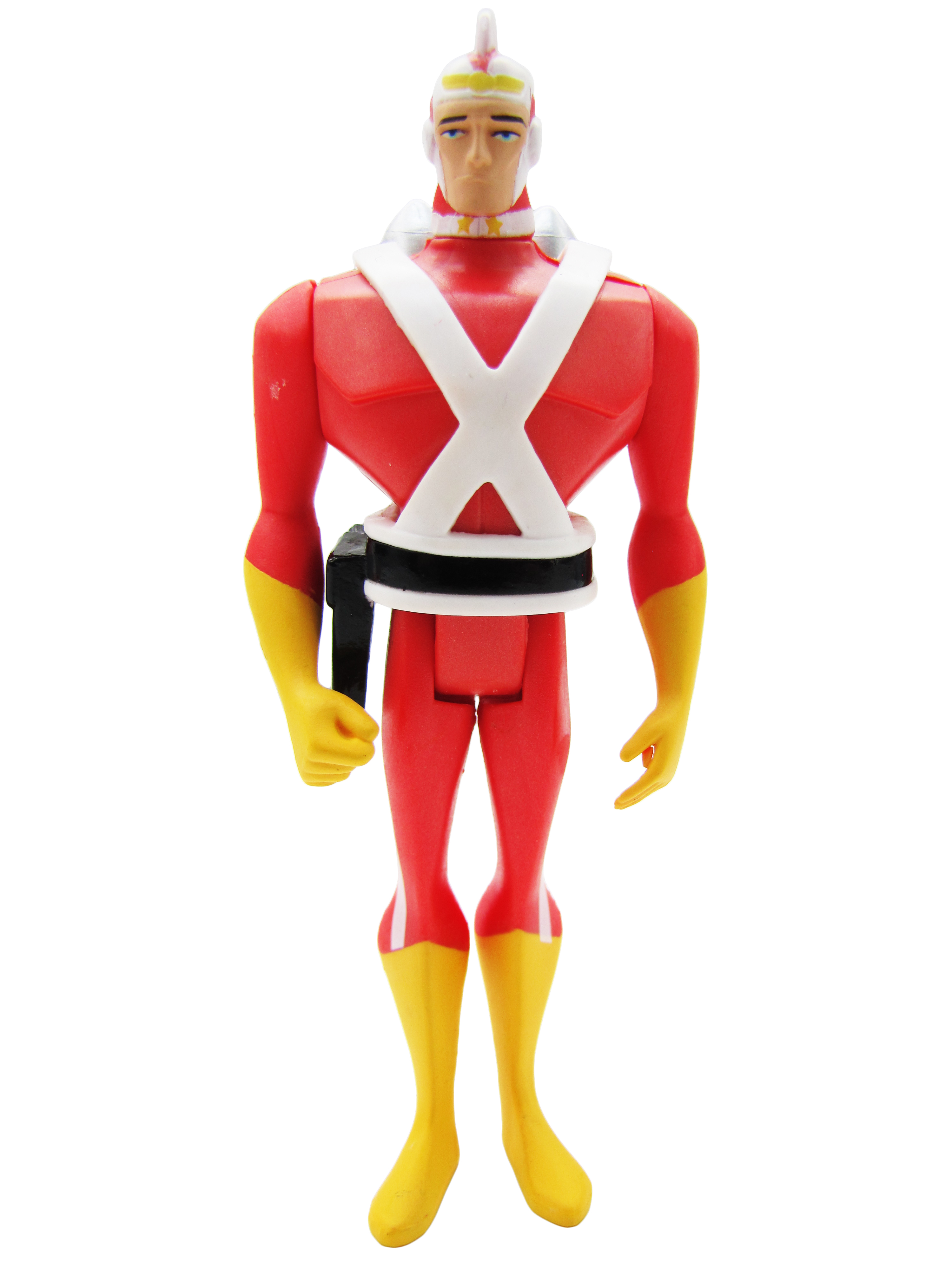 2012 Justice League Unlimited STRANGE ADVENTURES ADAM STRANGE Mint