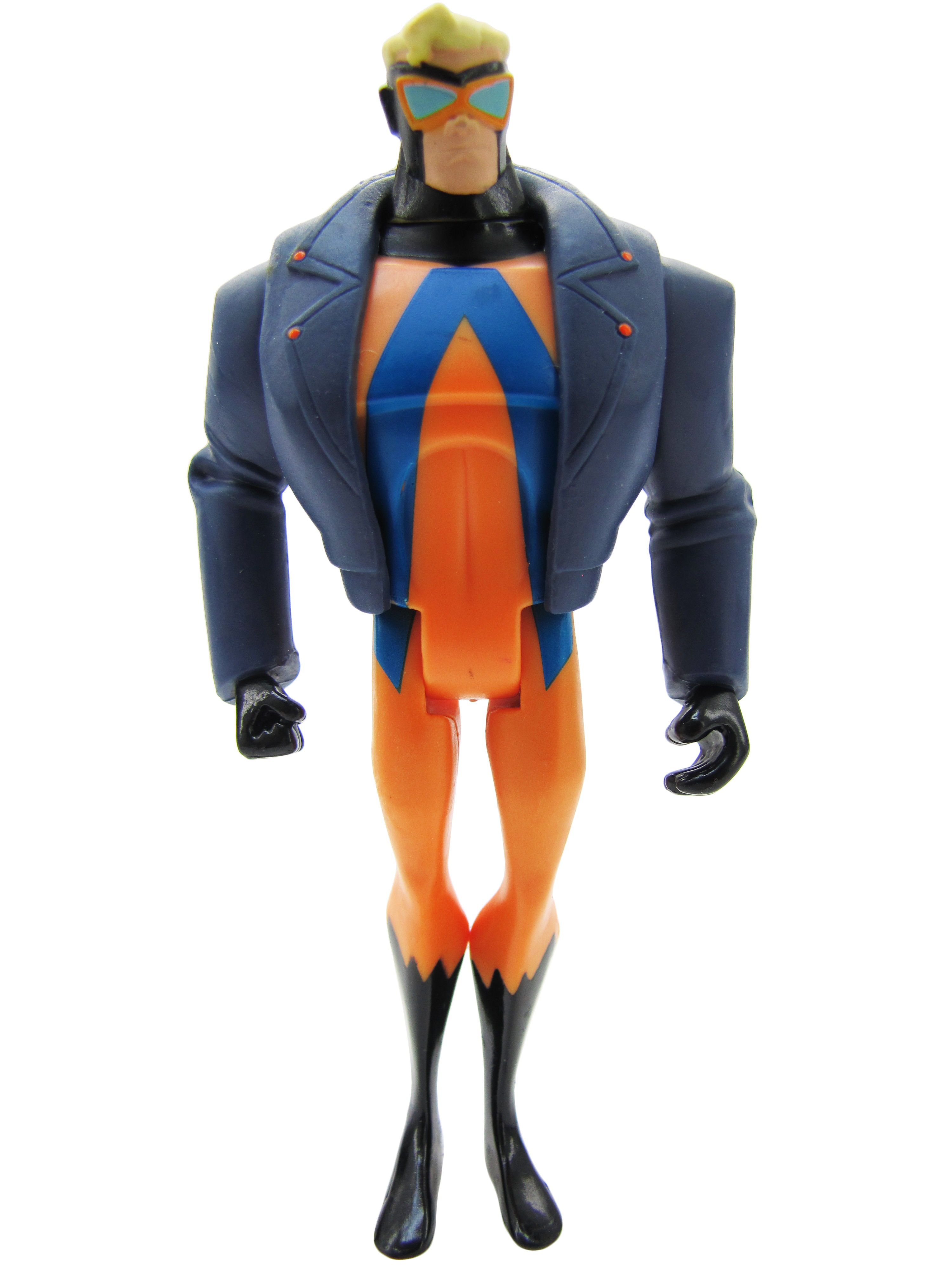 2012 Justice League Unlimited STRANGE ADVENTURES ANIMAL MAN Mint