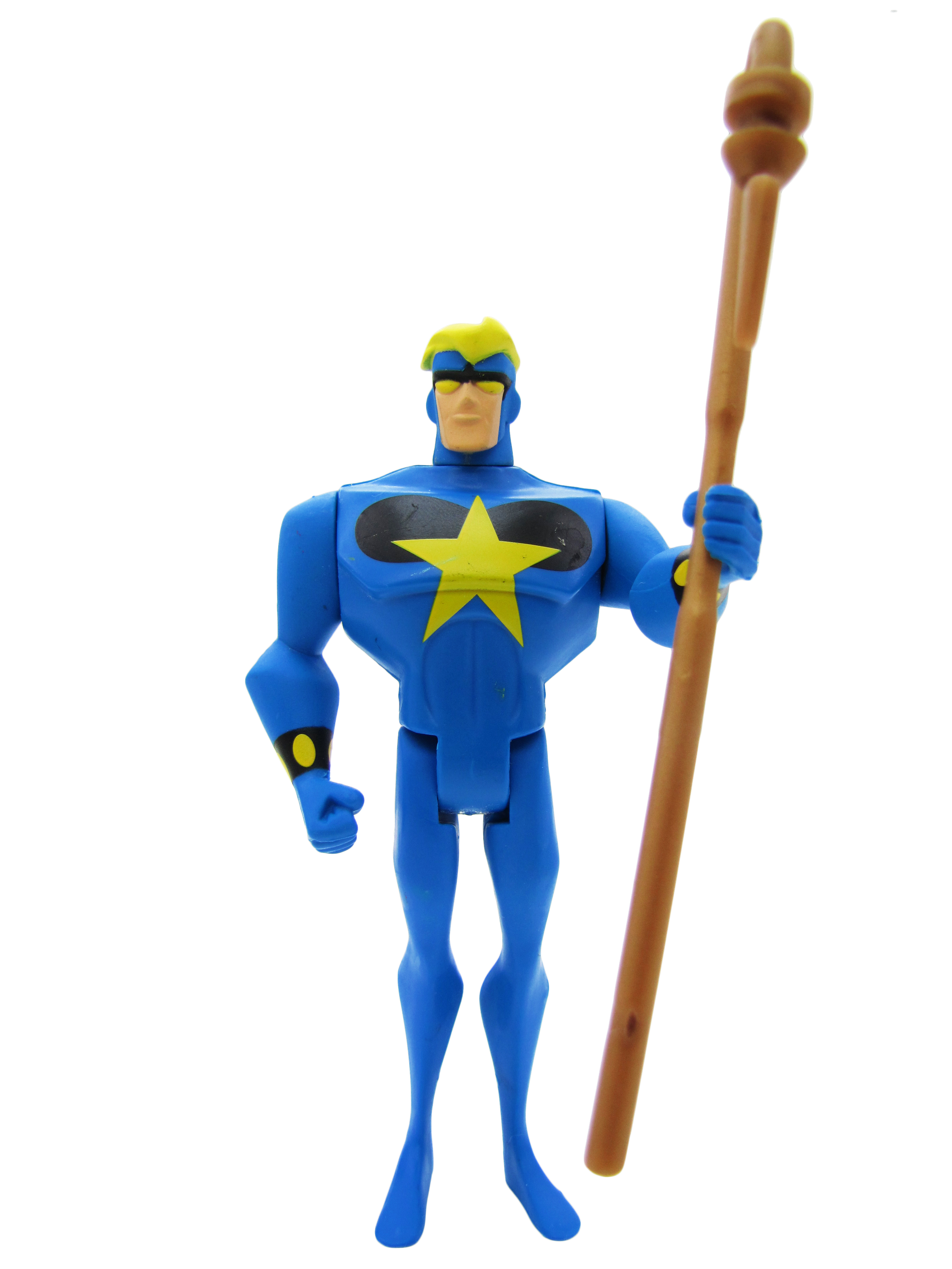 2012 Justice League Unlimited STRANGE ADVENTURES STARMAN Complete Mint