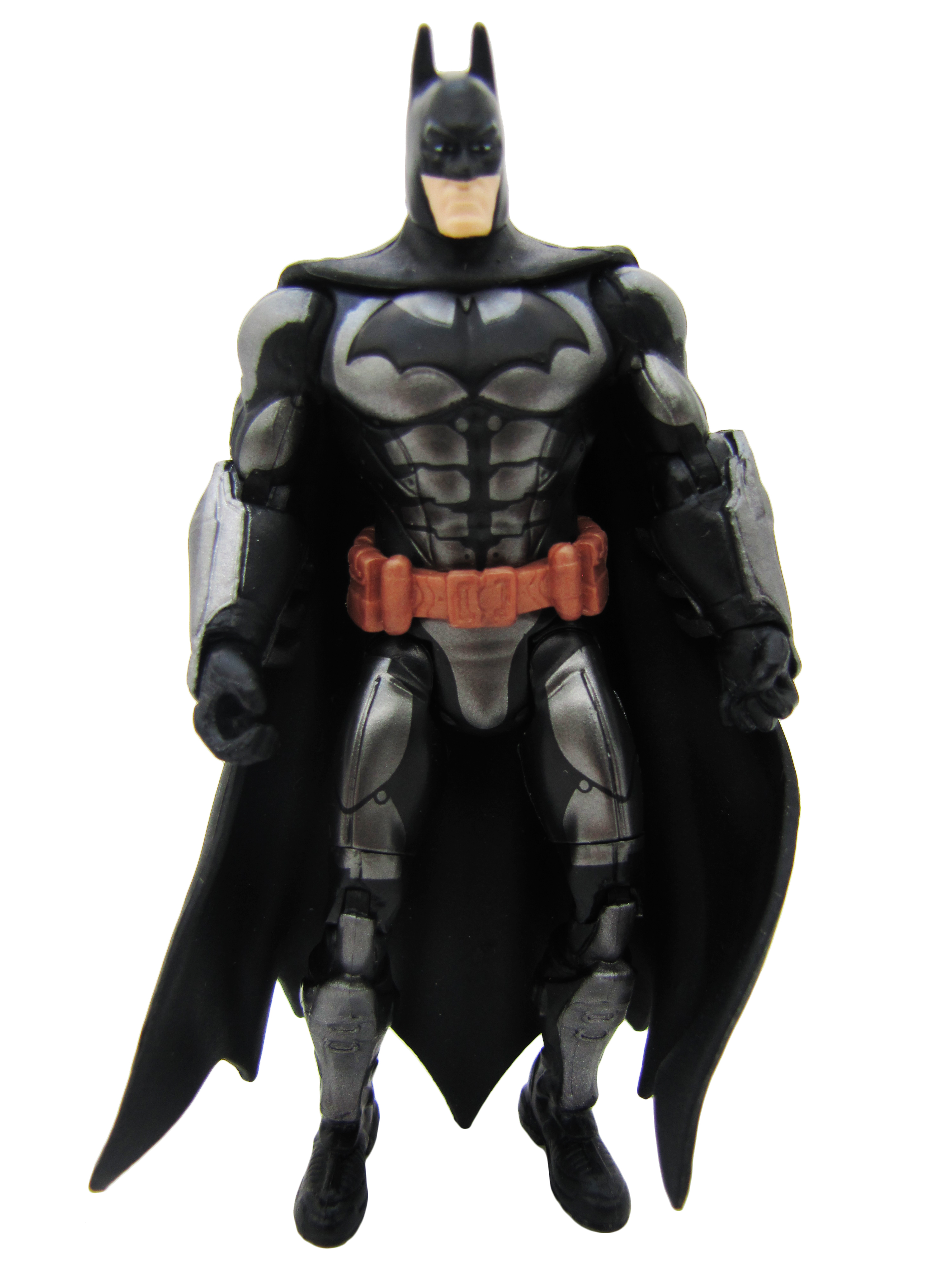 2013 Mattel DC Comics Multiverse Batman Arkham City BATMAN ARMORED BATSUIT