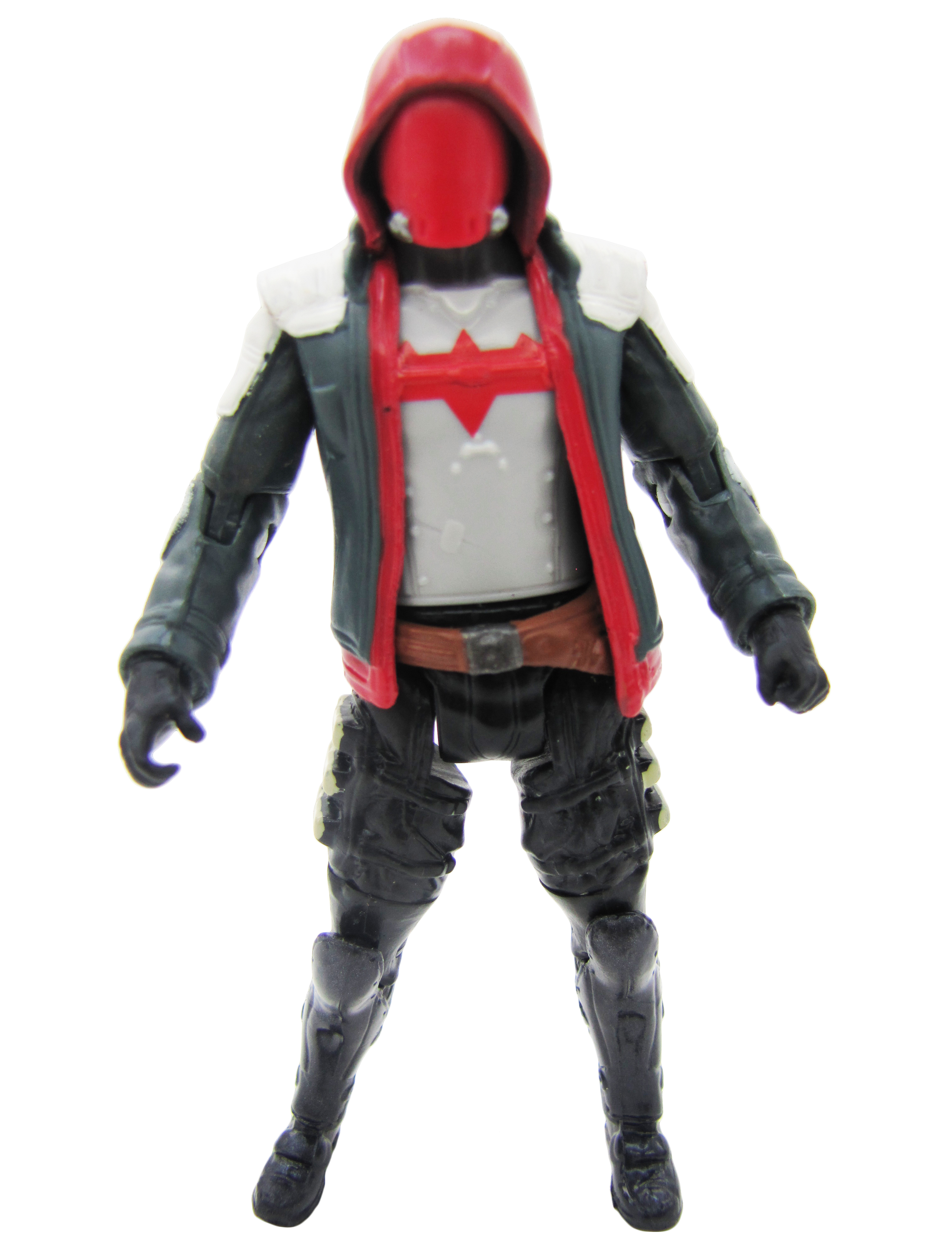 2014 Mattel DC Comics Multiverse Batman Arkham Knight RED HOOD Complete Mint