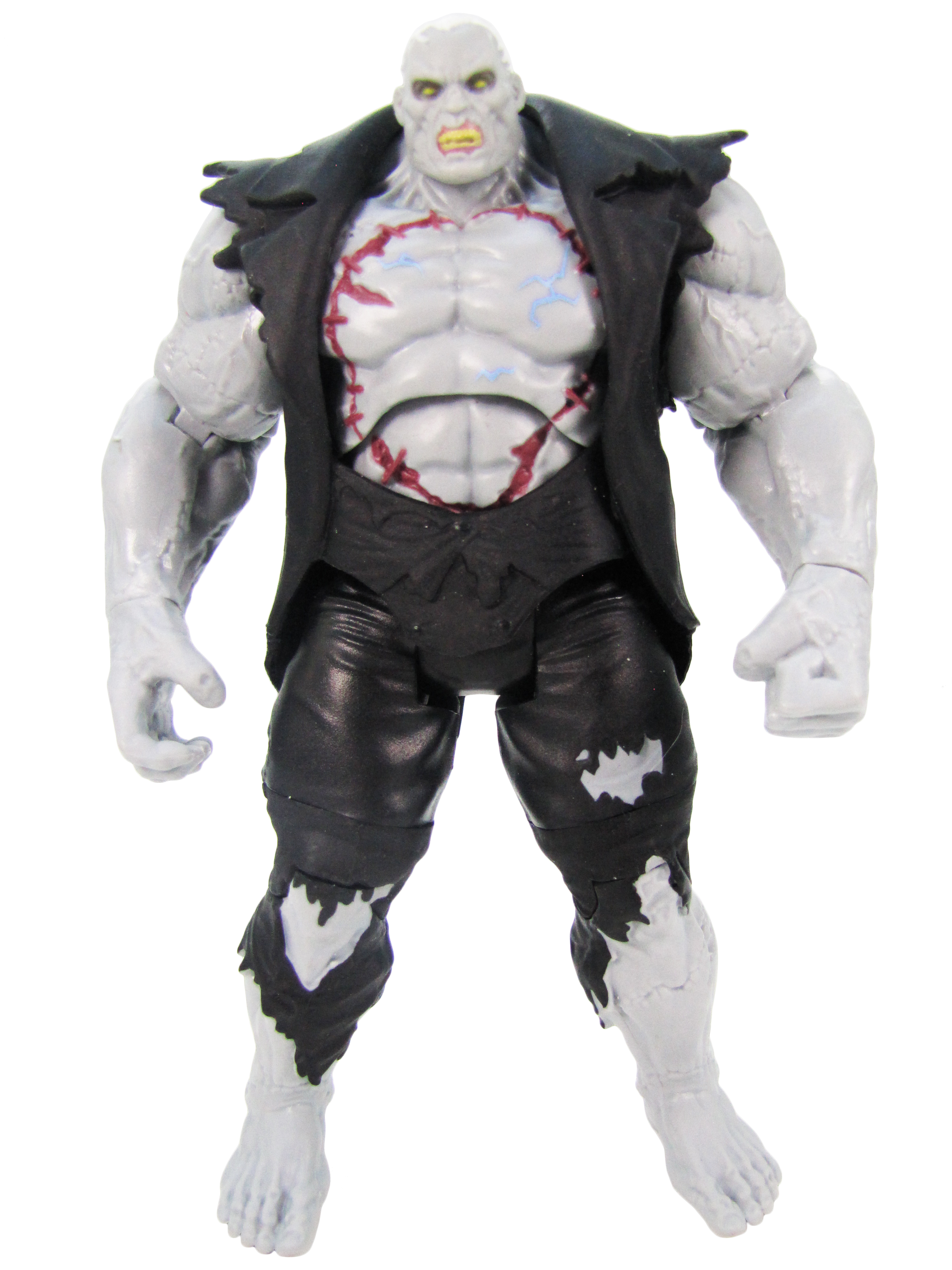 2014 Mattel DC Comics Multiverse Batman Arkham City SOLOMON GRUNDY Mint