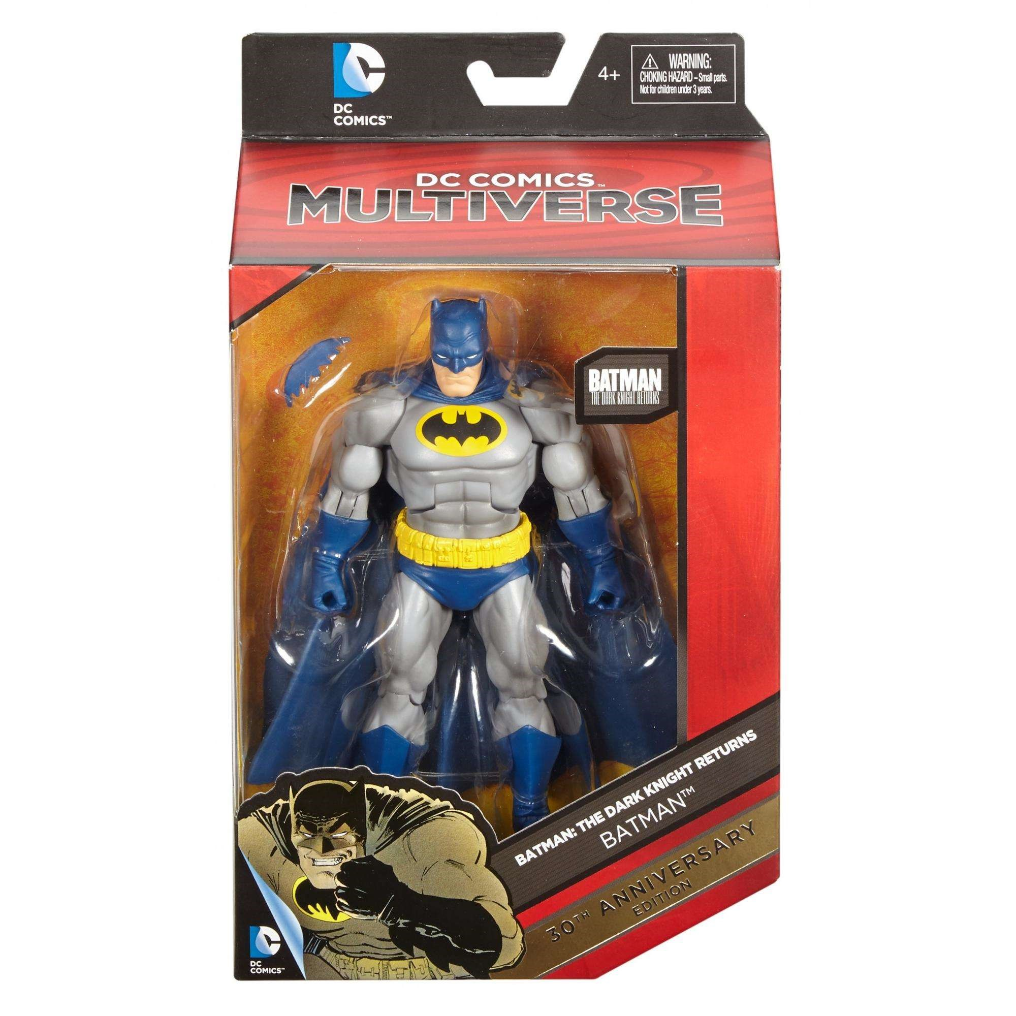 2015 DC Comics Multiverse Batman: The Dark Knight Returns BATMAN Sealed