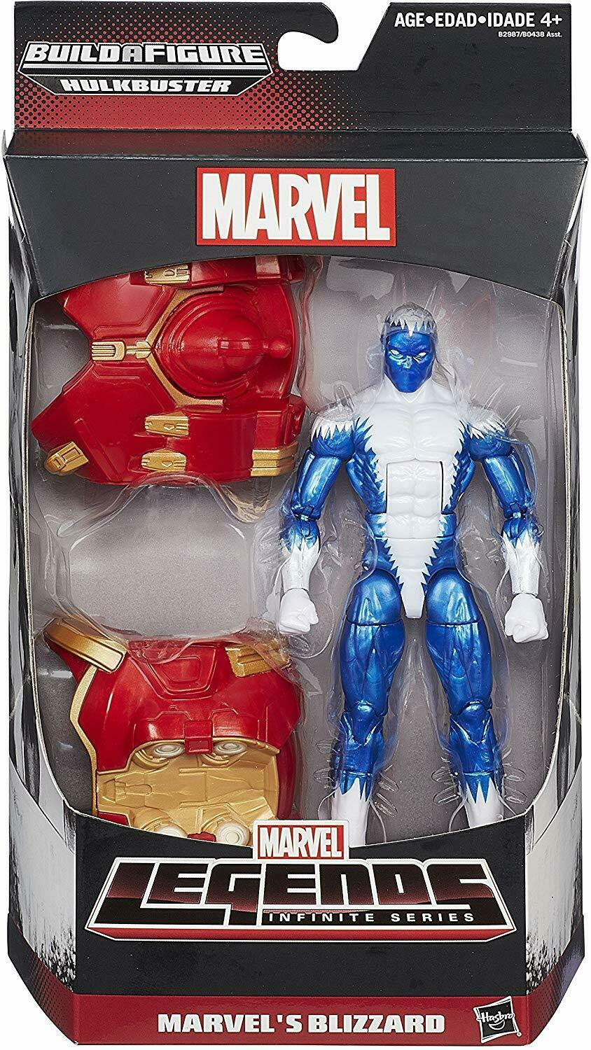 2015 Marvel Legends Infinite Series BLIZZARD HULKBUSTER Series Sealed NEW