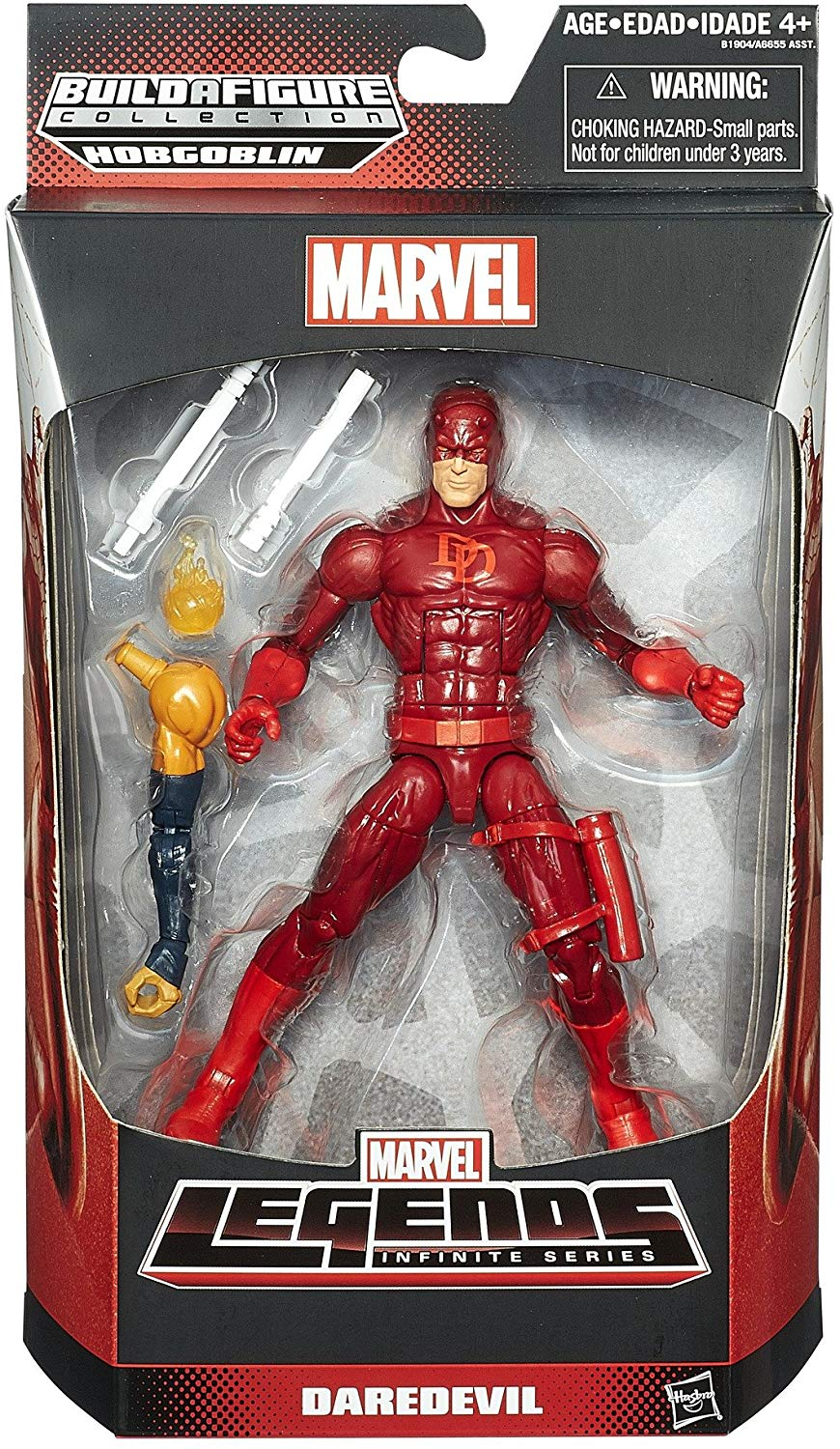 2015 Marvel Legends Infinite Series DAREDEVIL HOBGOBLIN Series Sealed NEW