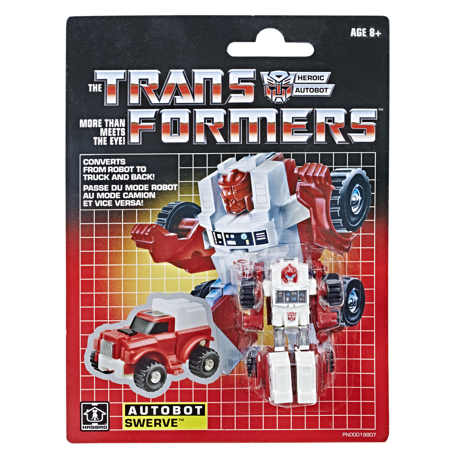 2018 Transformers Minibot Autobot SWERVE Walmart Exclusive Sealed NEW
