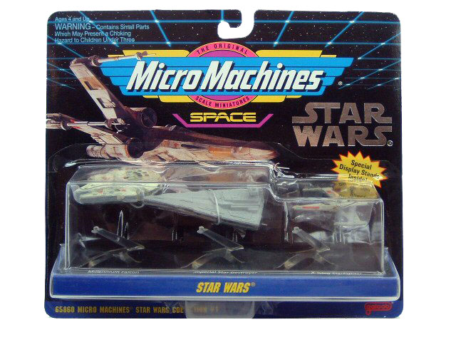 Star Wars Micro Machines Collection 1 Sealed