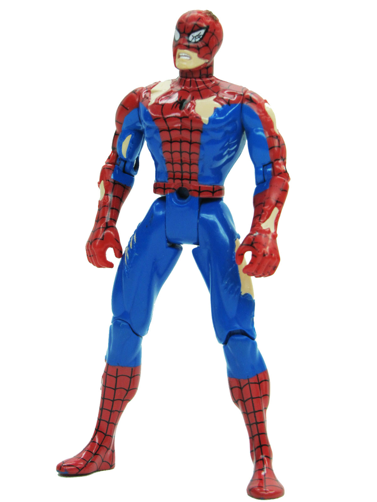 Spider-Man Animated Series Spider-Man Battle Ravaged Complete