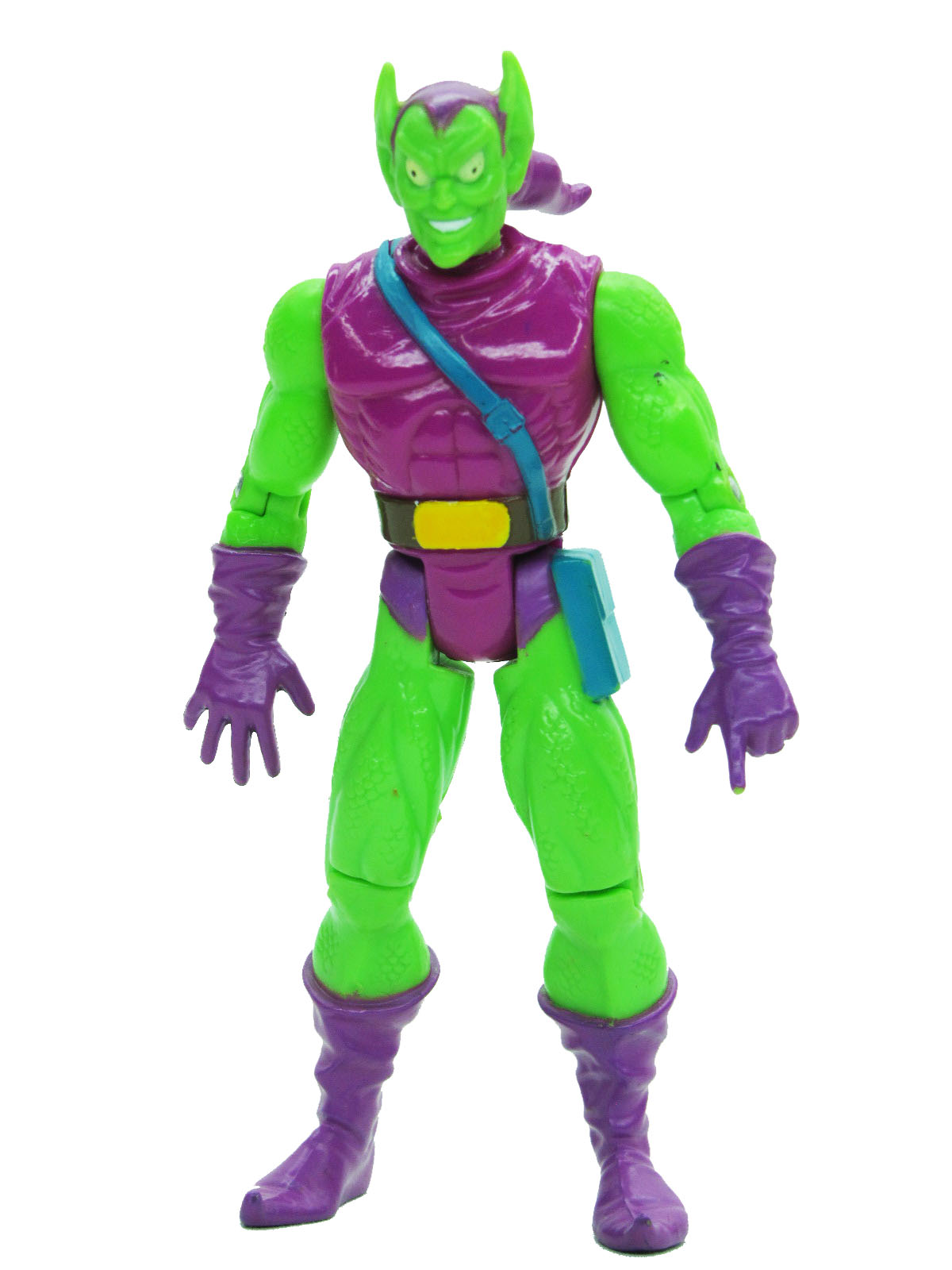 Spider-Man Animated Series Green Goblin Complete