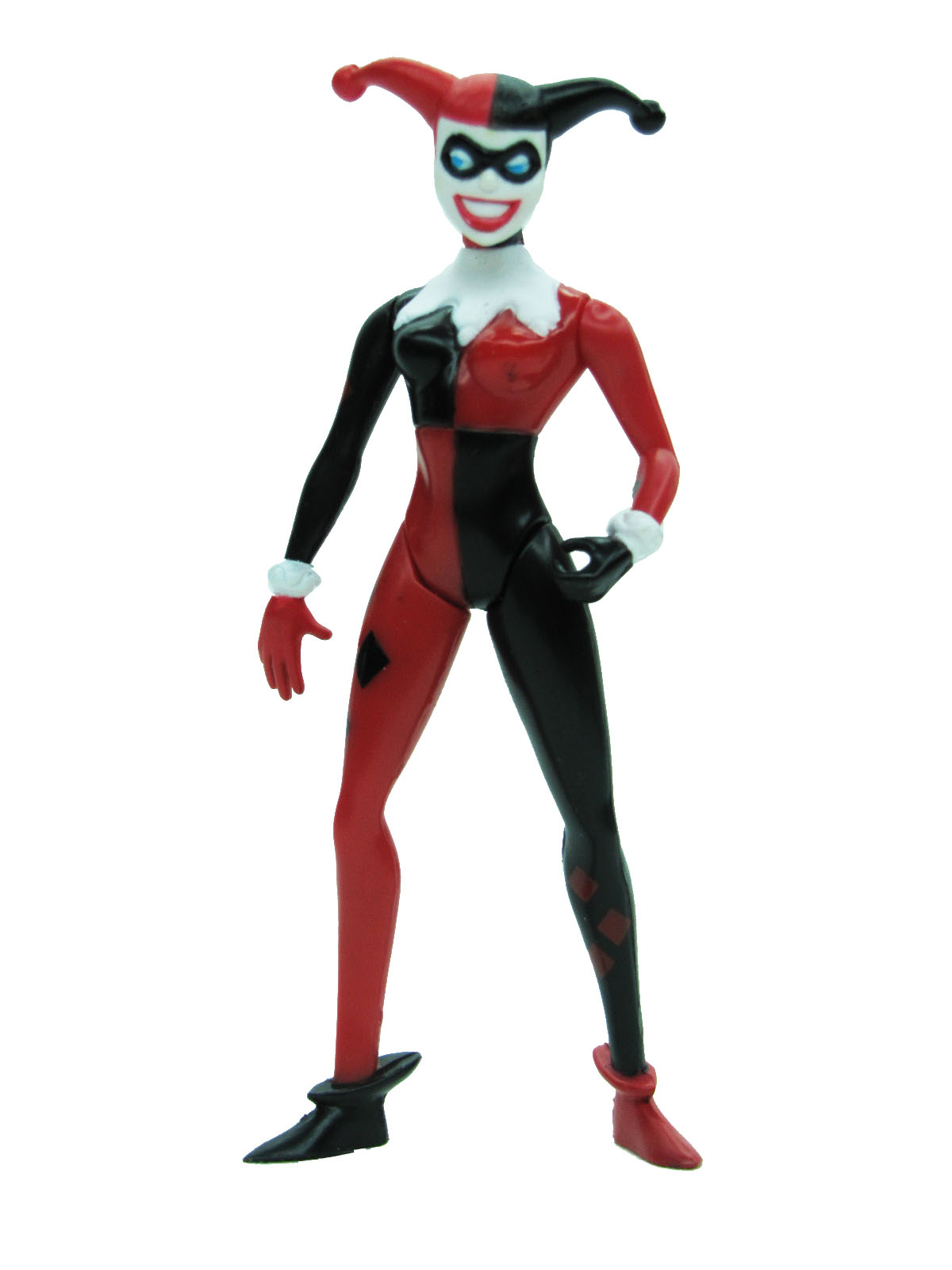 Batman The Animated Series Arkham Asylum Escape Harley Quinn