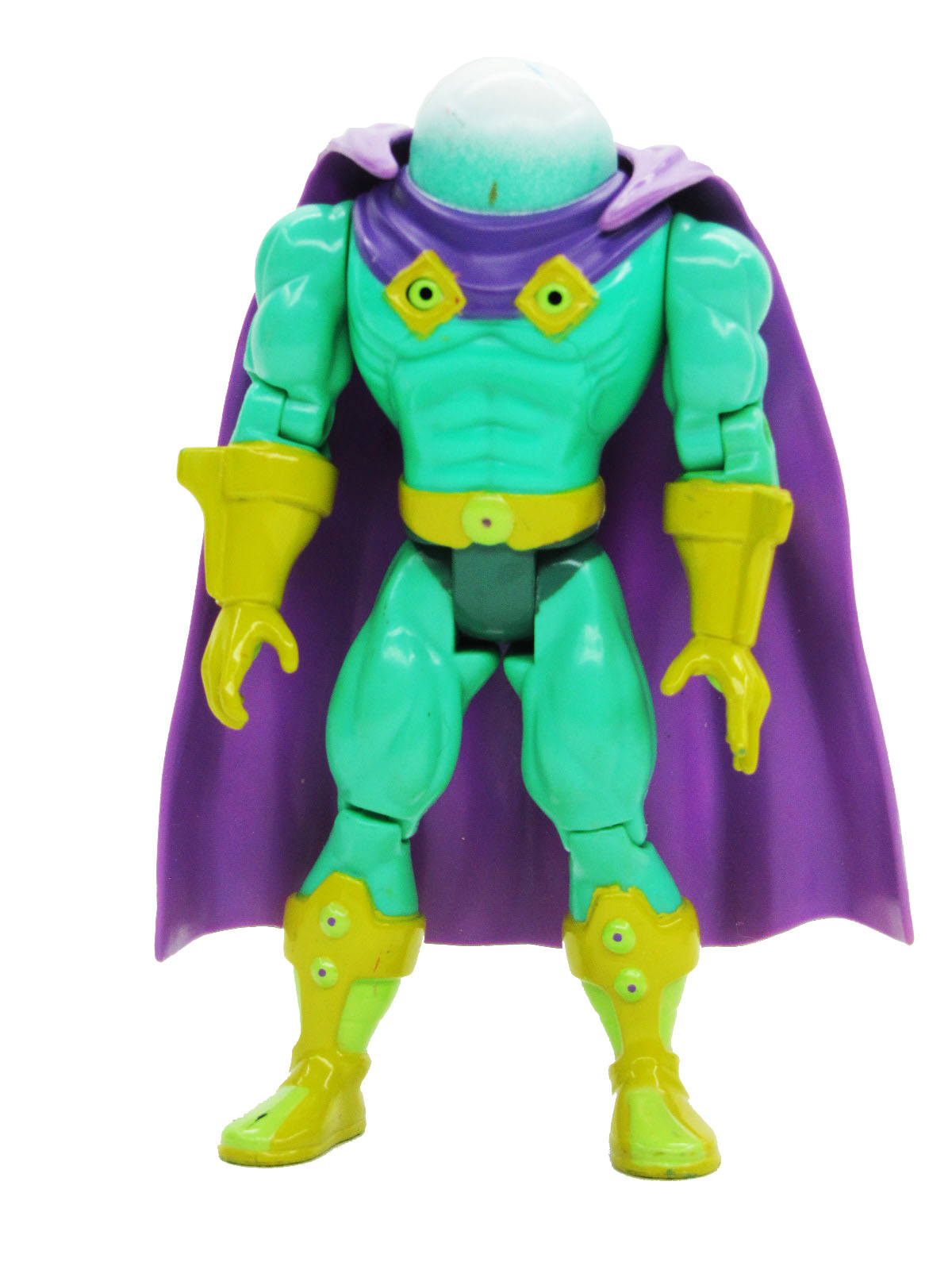 Spider-Man Animated Series Mysterio Complete