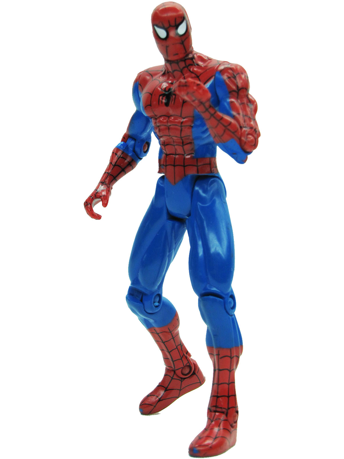 Spider-Man Animated Series Spider-Man Octo-Spidey Complete