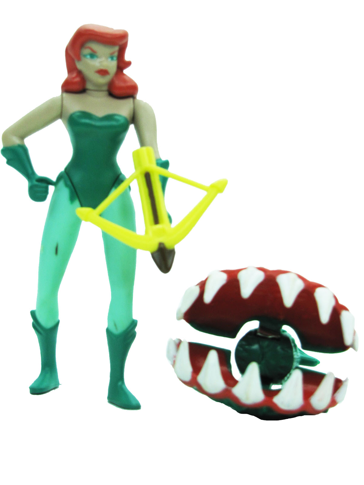 Batman The Animated Series Poison Ivy Complete