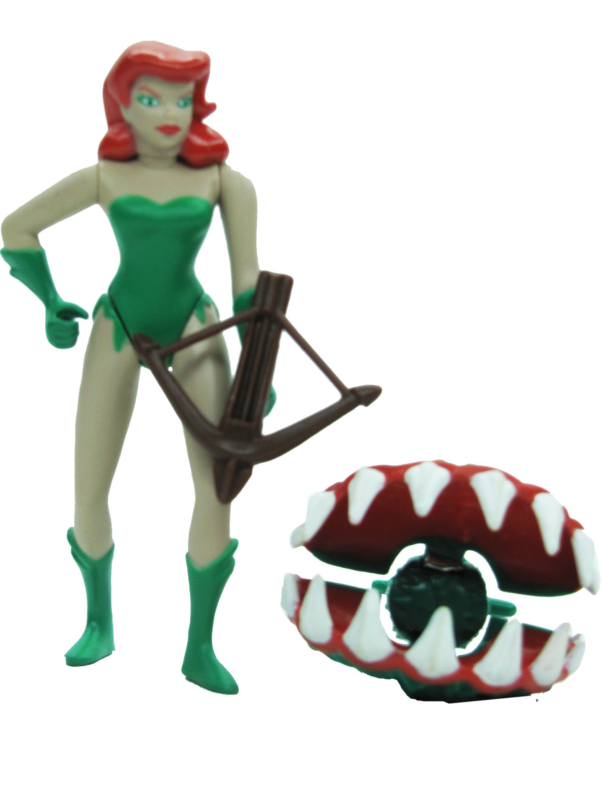 Batman The Animated Series Poison Ivy Rogues Gallery Complete