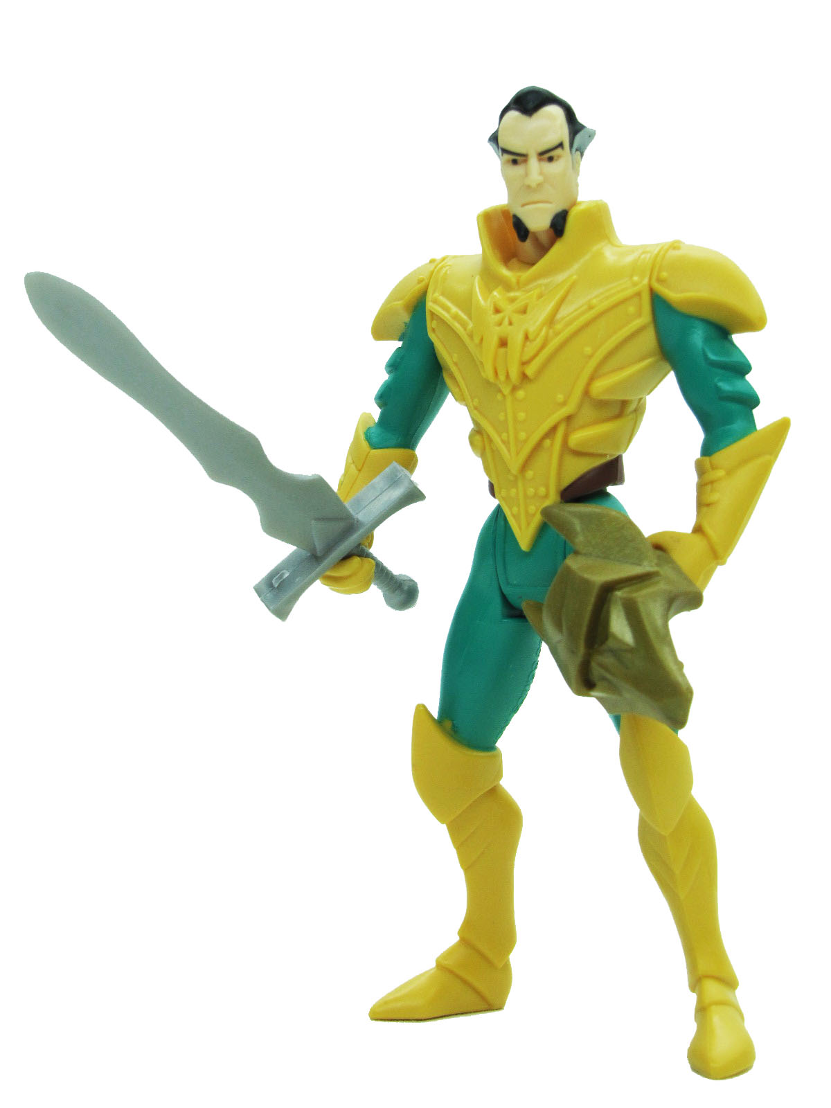 Batman The Animated Series Ra's Al Ghul Complete