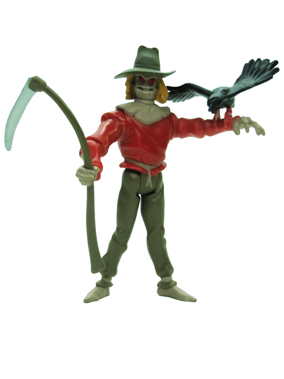 Batman The Animated Series The Scarecrow Complete