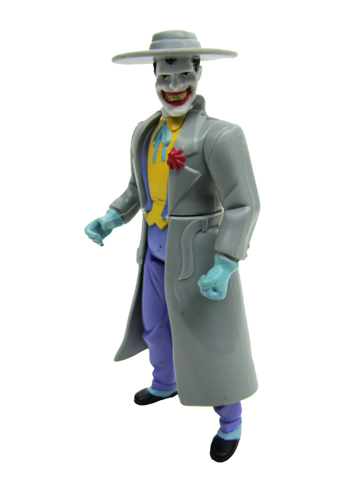 Batman The Animated Series The Joker with Trench Coat Complete
