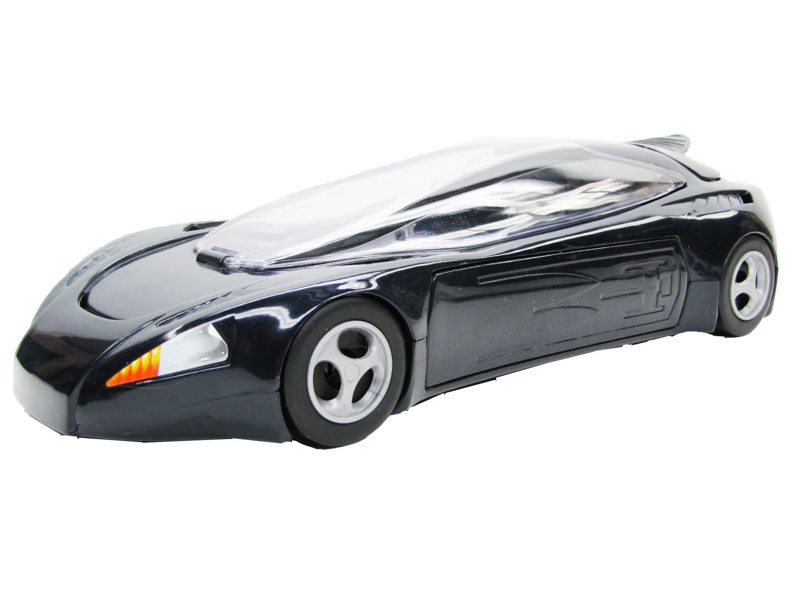 Batman The Animated Series Street Jet Complete