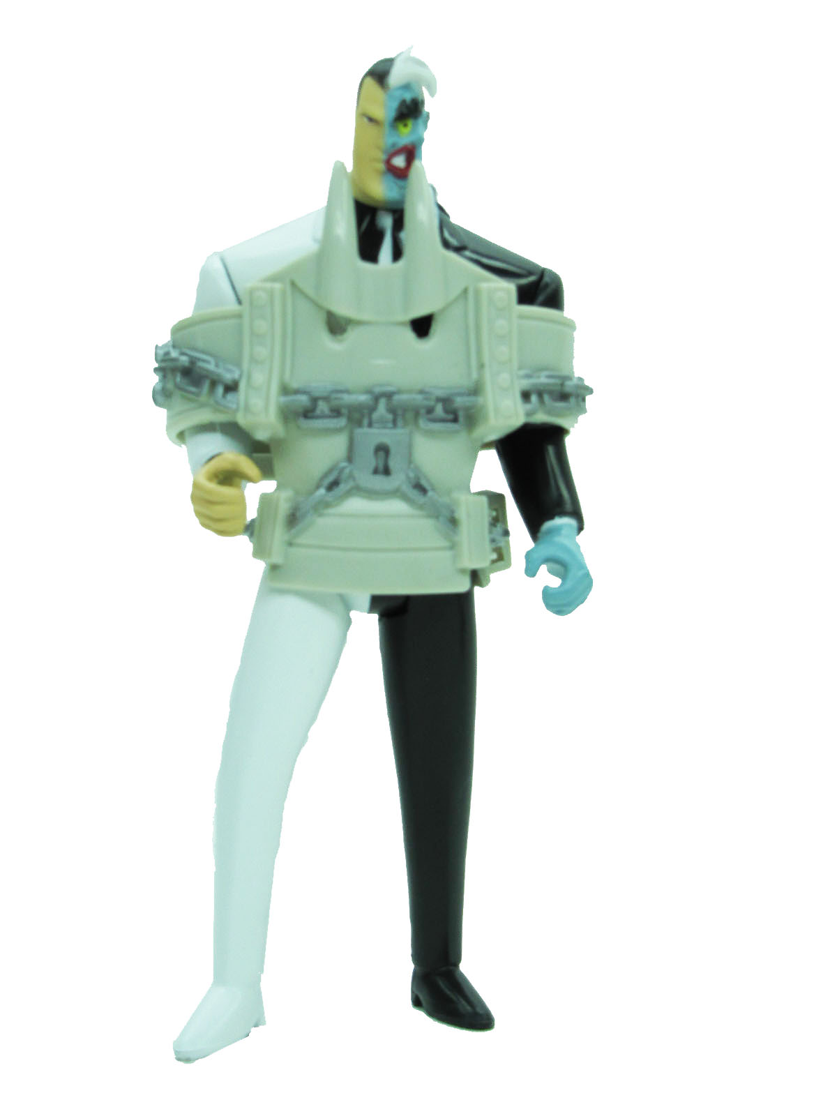 Batman The Animated Series Arkham Escape Two Face Complete