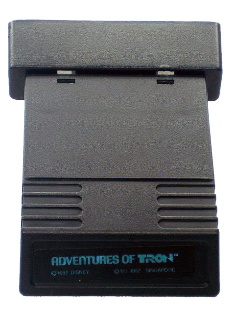 Atari 2600 Adventures of Tron - 1982