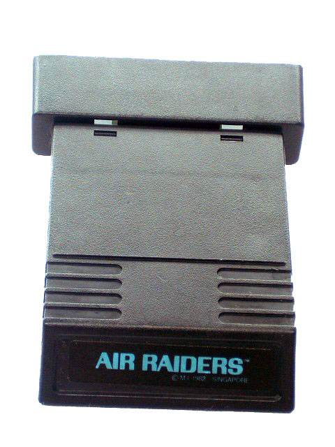 Atari 2600 Air Raiders - 1982