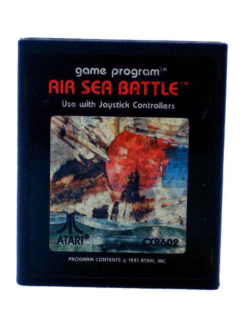 Atari 2600 Air Sea Battle - 1977